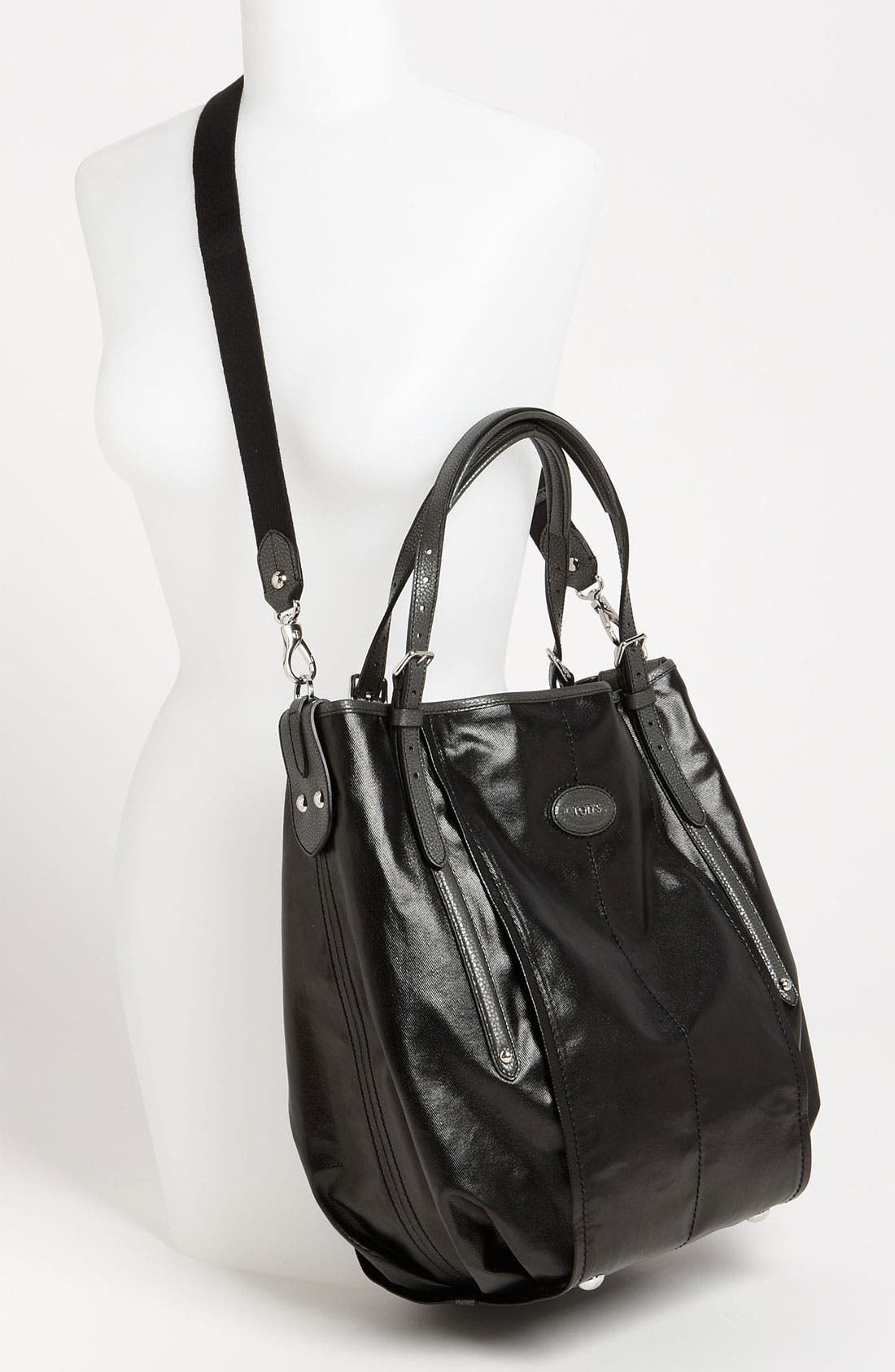 Alternate Image 2  - Tod's 'G-Line - Large' Fabric Tote