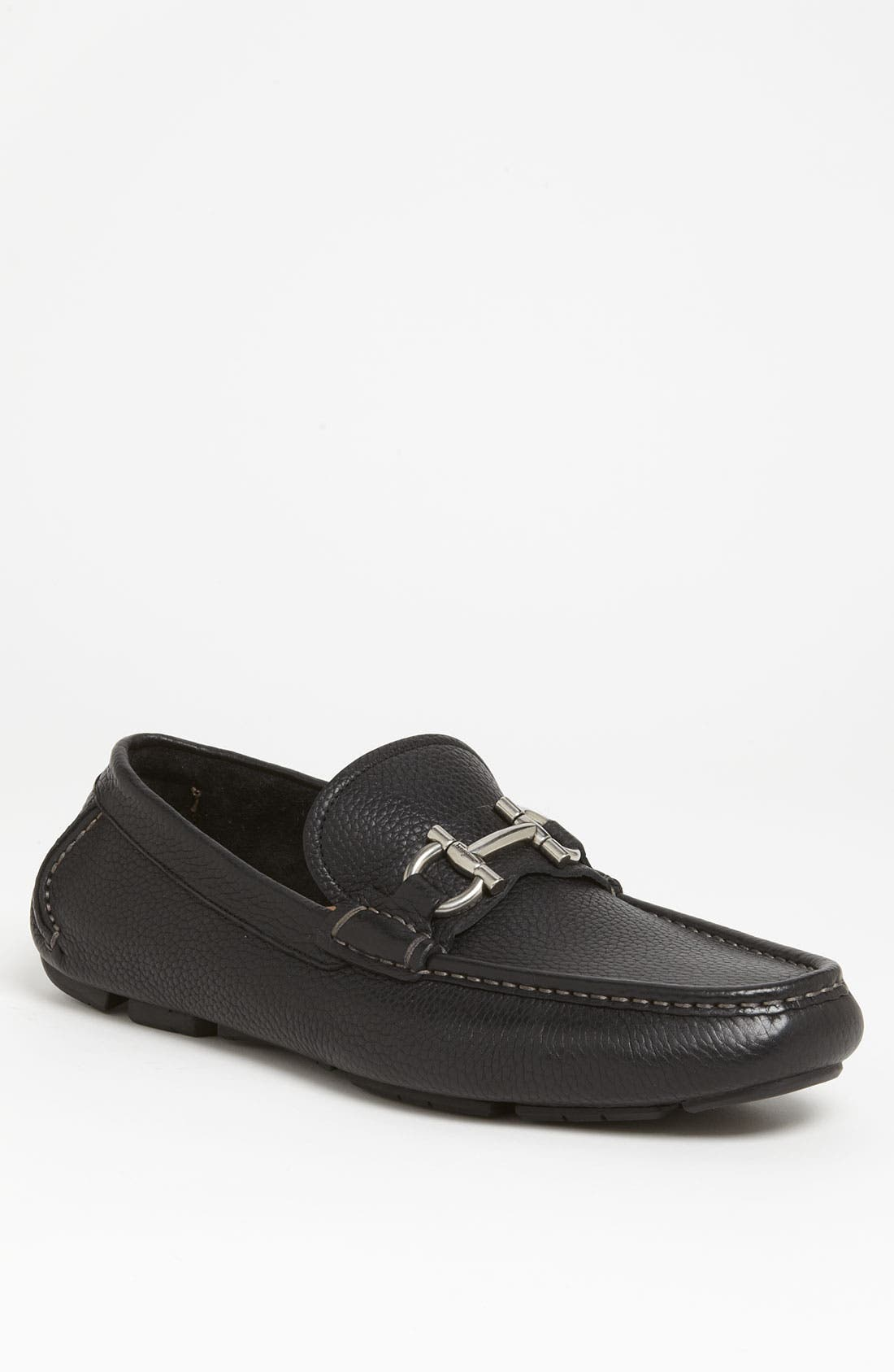 Alternate Image 1 Selected - Salvatore Ferragamo 'Daverio' Driving Shoe (Men)
