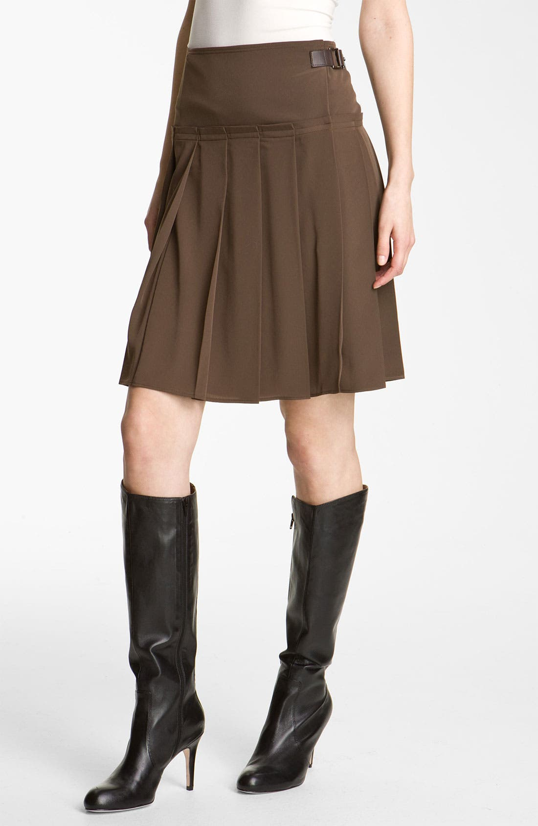 Alternate Image 1 Selected - Weekend Max Mara 'Rivera' Wrap Skirt