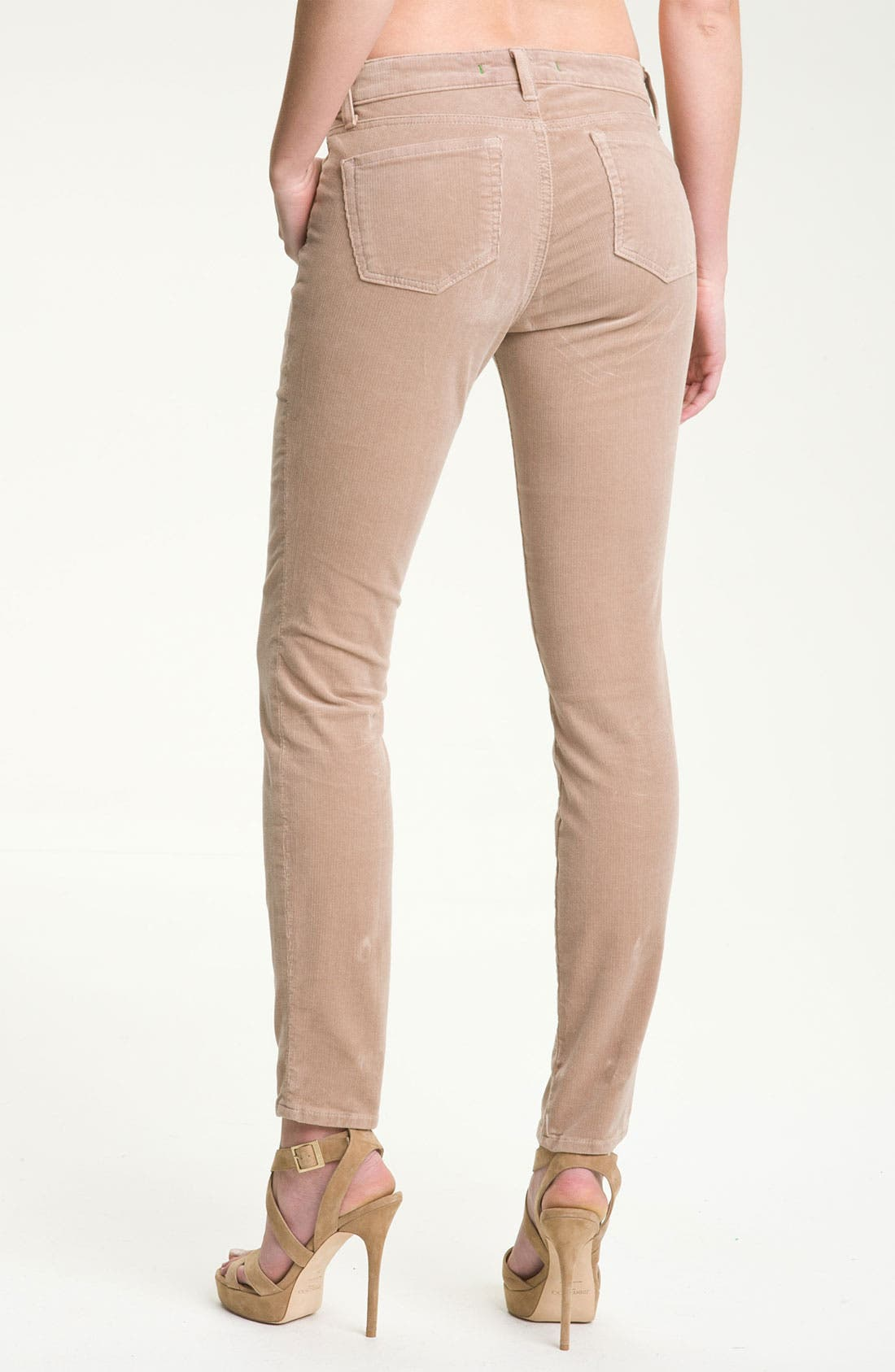 Alternate Image 2  - J Brand Skinny Stretch Corduroy Pants