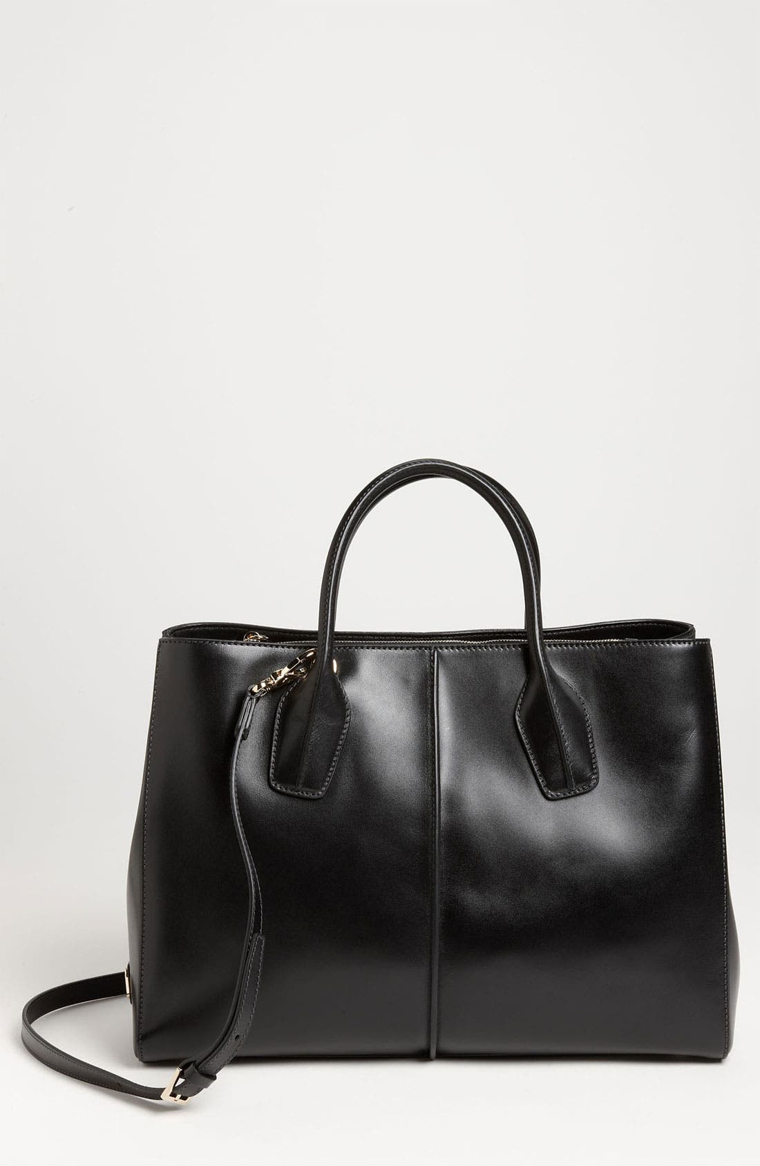 Alternate Image 1 Selected - Tod's 'D-Styling - Lavoro' Leather Tote