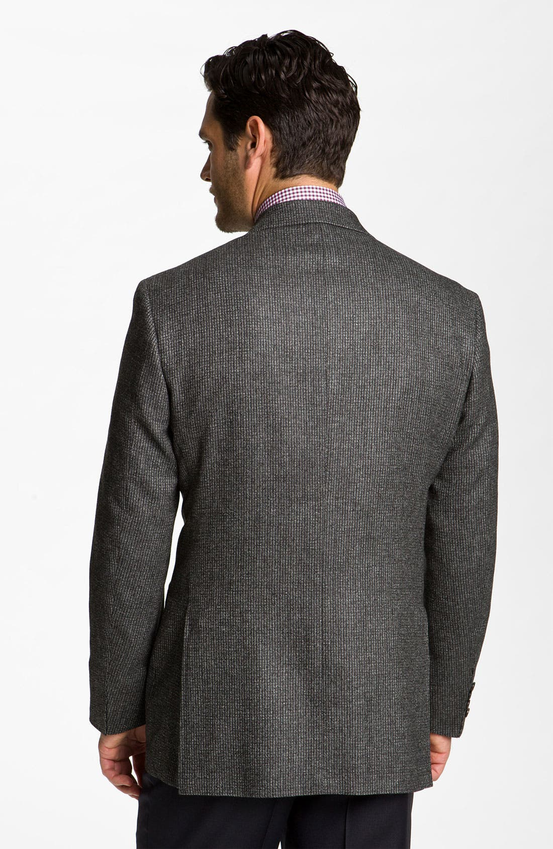 Alternate Image 2  - Canali Wool Blend Sportcoat