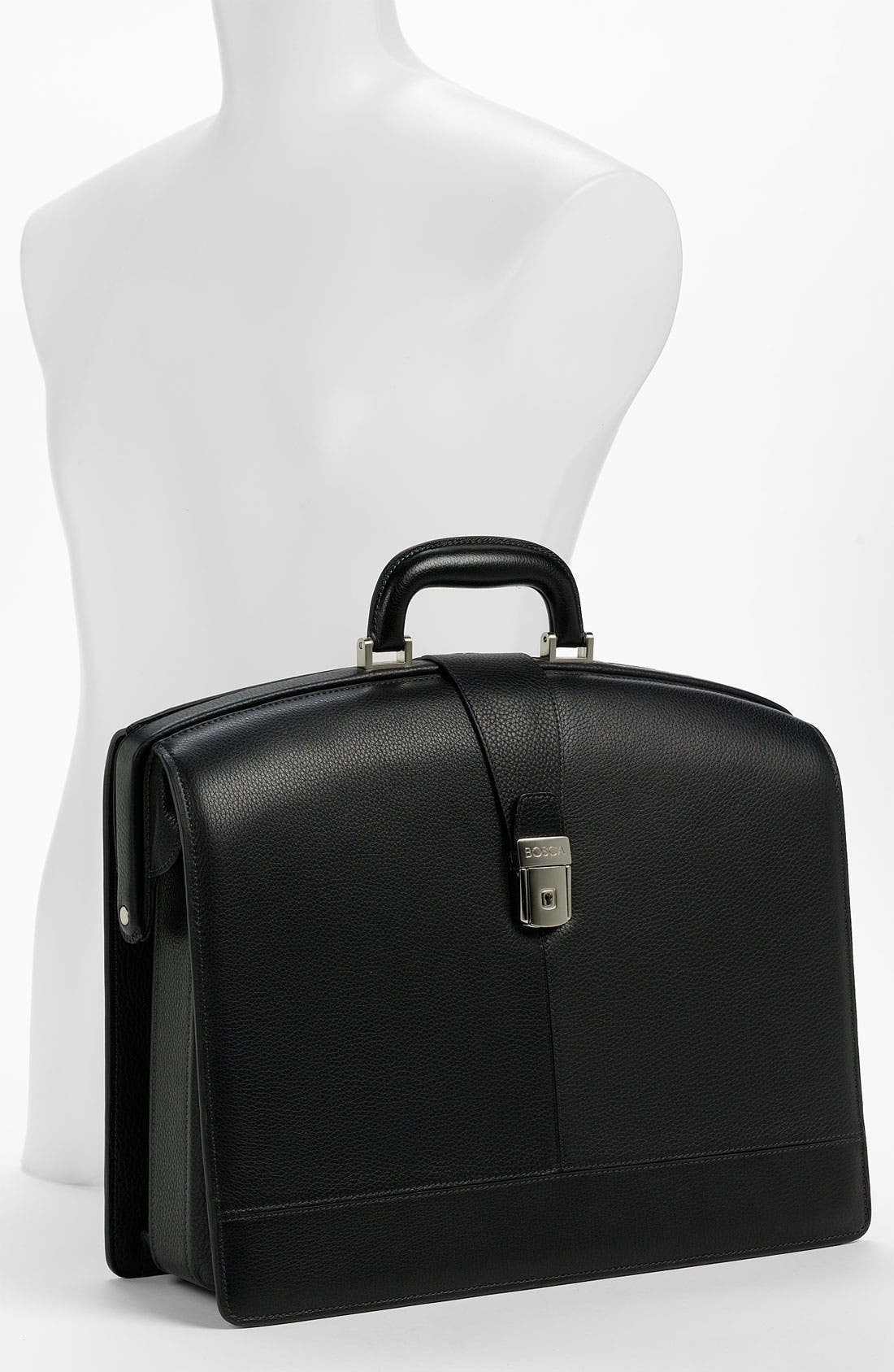 Alternate Image 4  - Bosca 'Partners' Briefcase