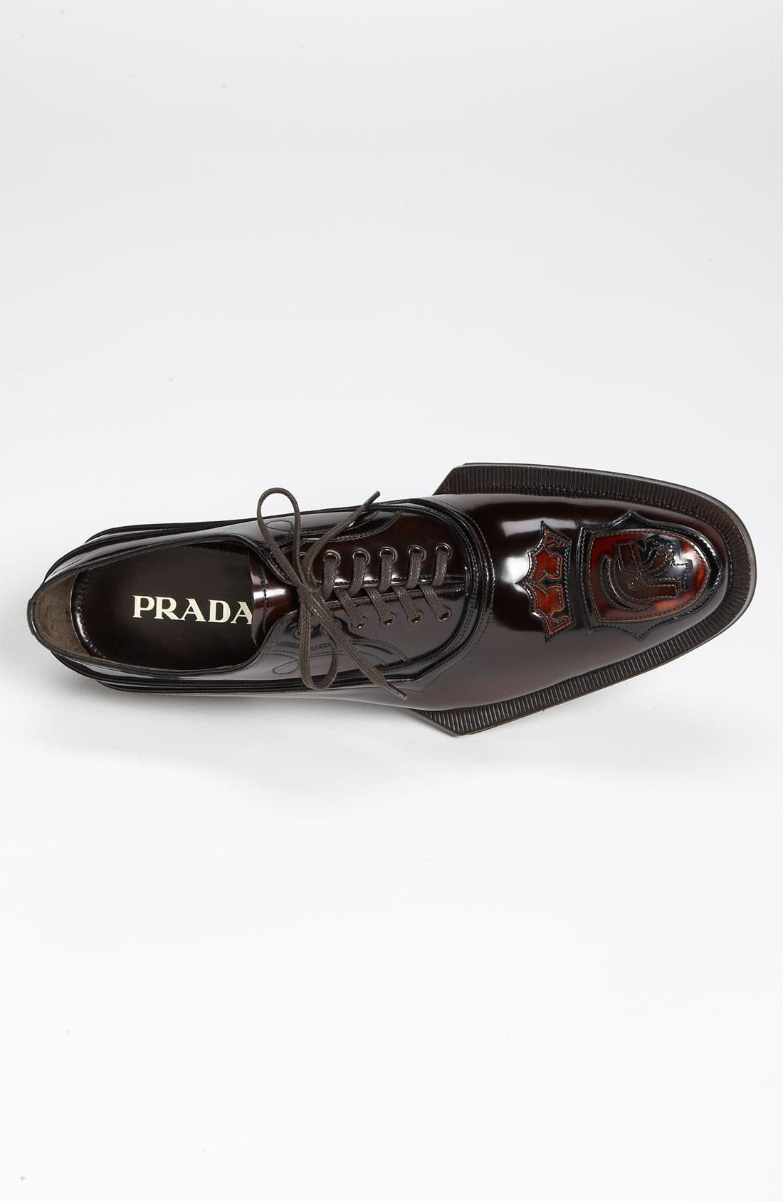 Alternate Image 3  - Prada Emblem Oxford
