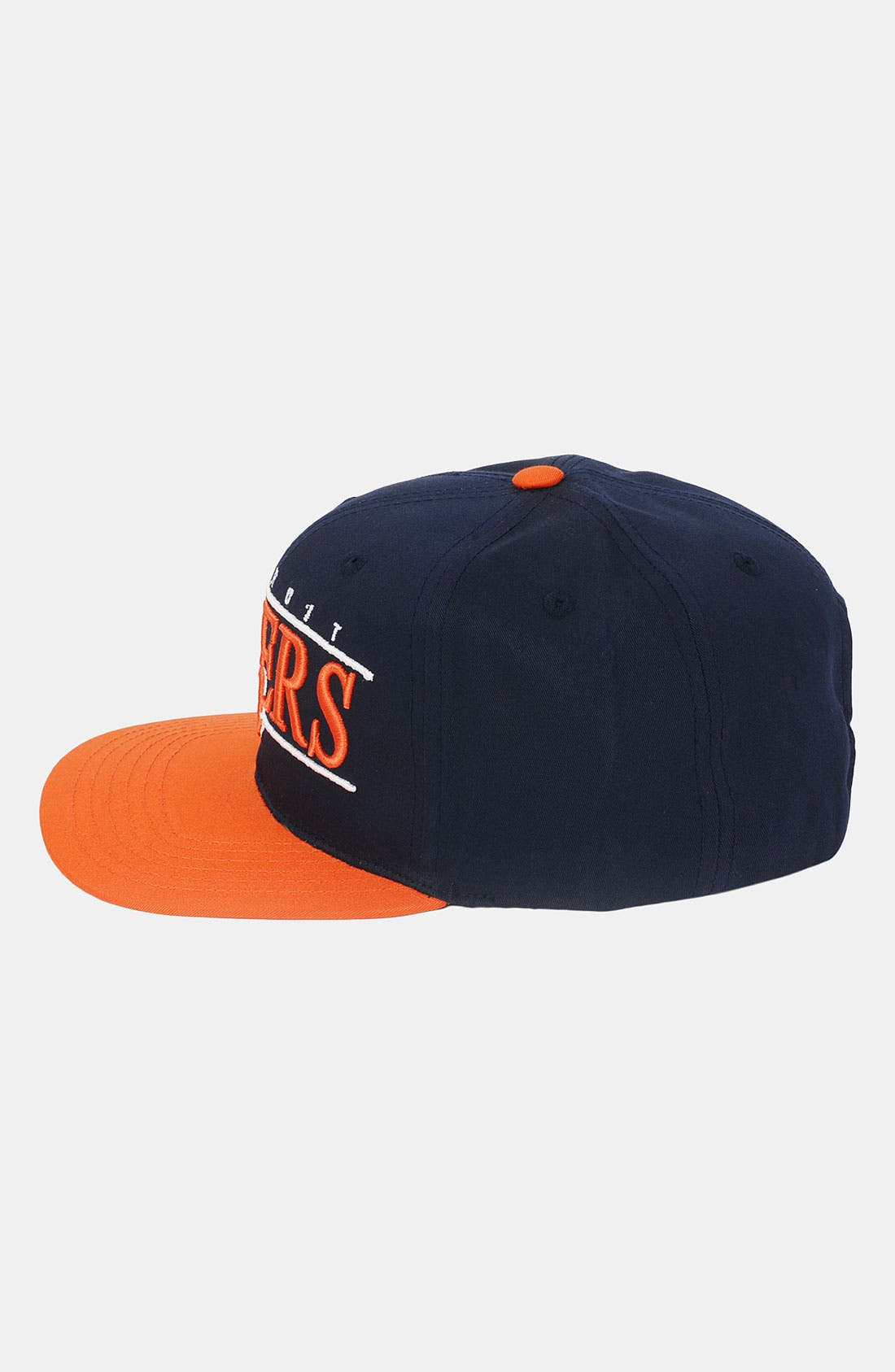 Alternate Image 3  - American Needle 'Detroit Tigers - Nineties' Twill Snapback Baseball Cap