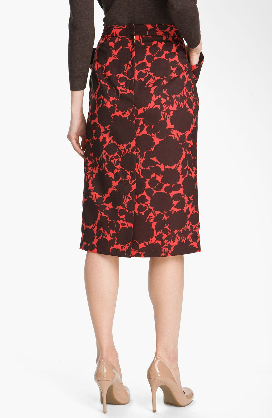 Alternate Image 2  - MARC BY MARC JACOBS 'Clarice' Floral Skirt