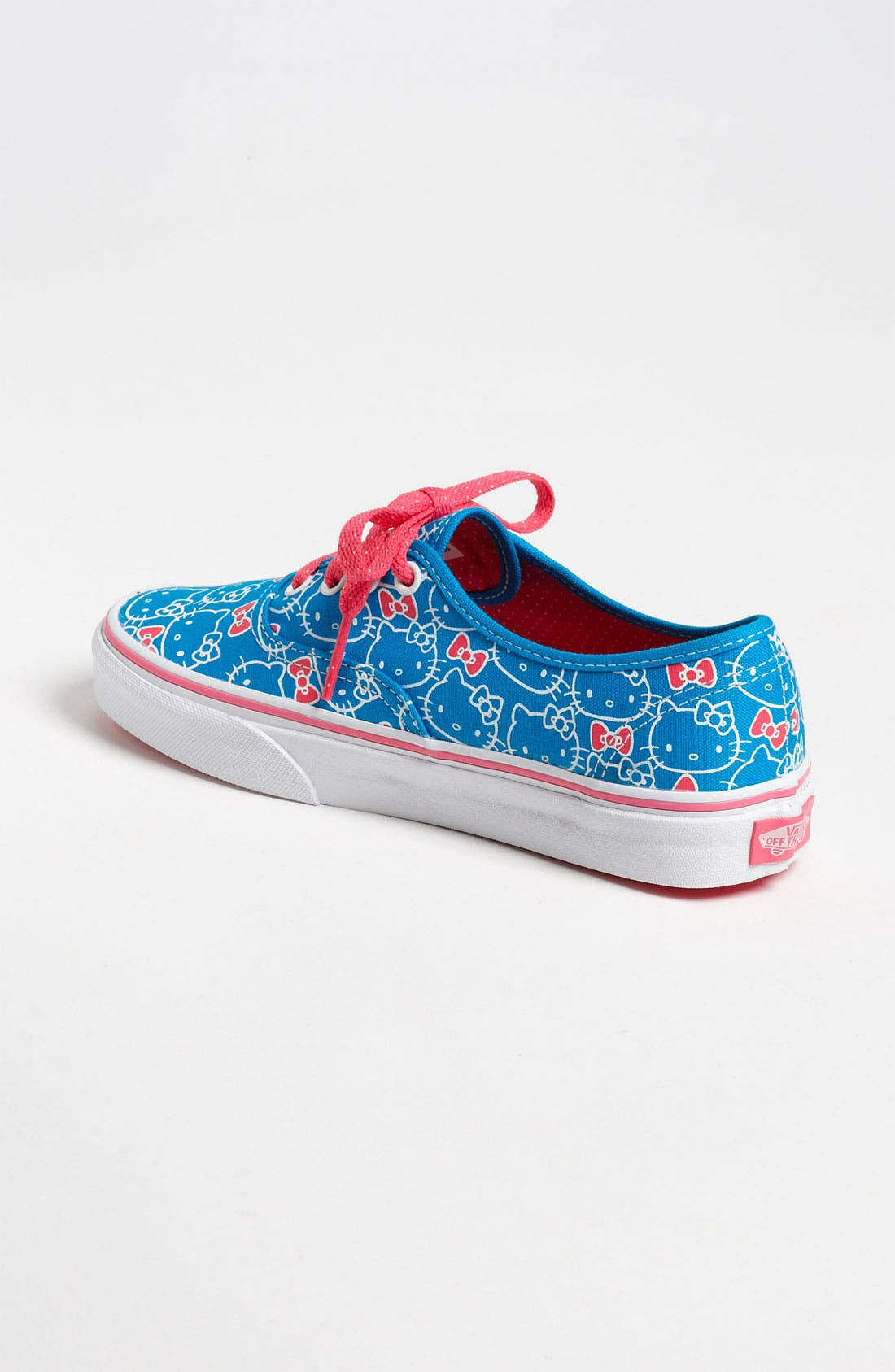 Alternate Image 2  - Vans 'Authentic - Hello Kitty®' Sneaker (Women)
