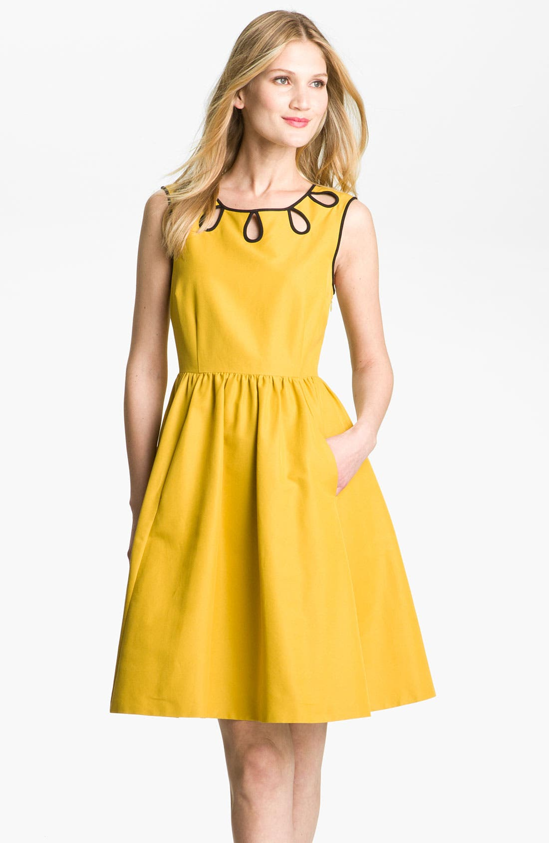 Main Image - kate spade new york 'rainey' dress