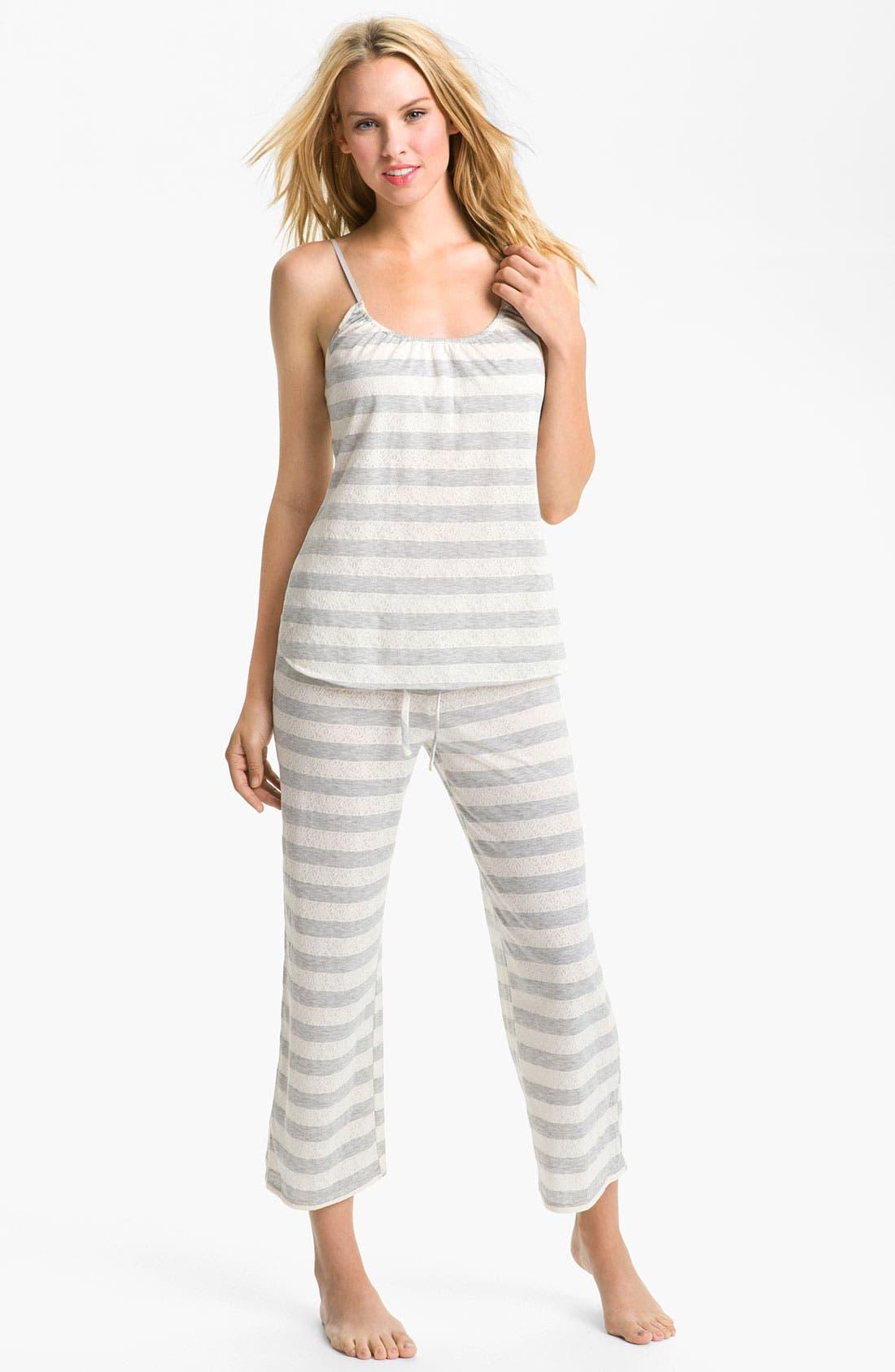 Alternate Image 1 Selected - Josie 'Mishell' Pajamas