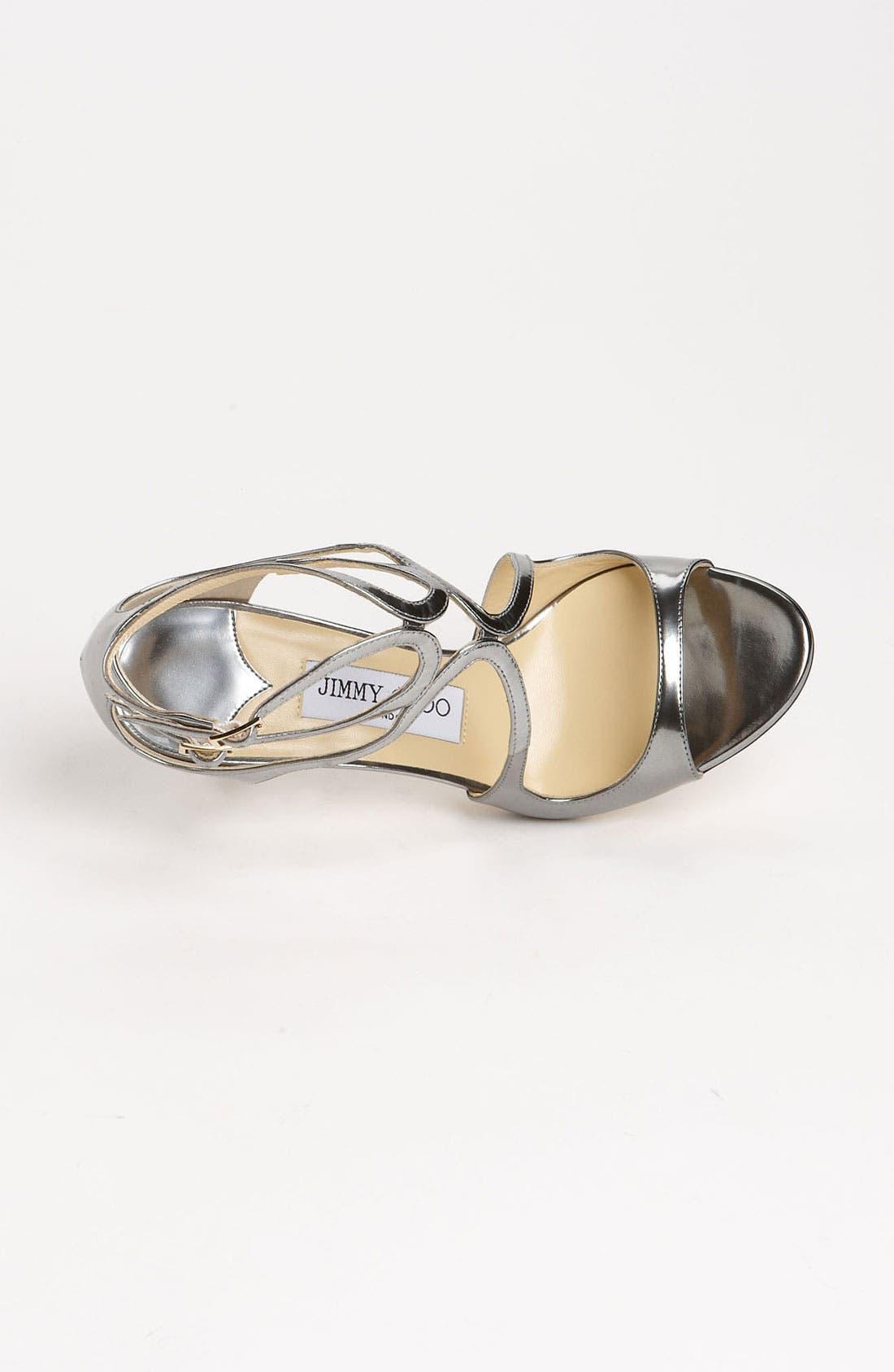 Alternate Image 3  - Jimmy Choo 'Ivette' Strap Sandal