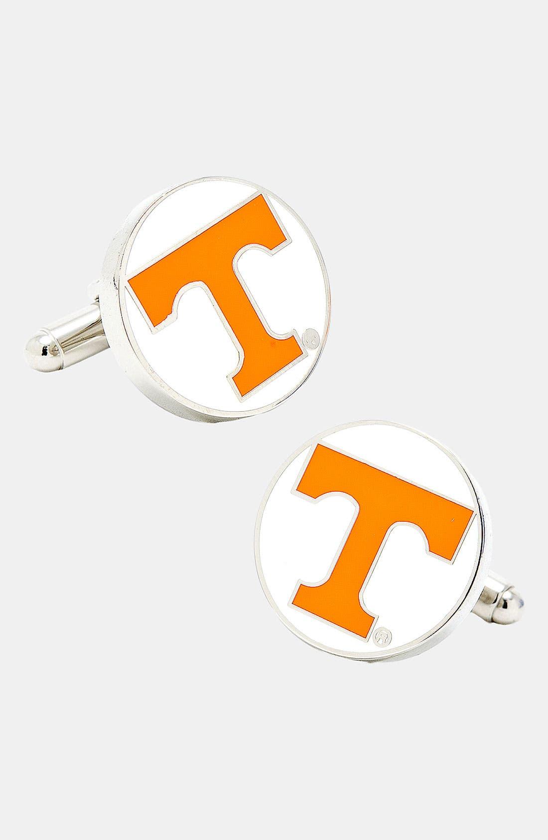 Alternate Image 1 Selected - Cufflinks, Inc. 'University of Tennessee Volunteers' Cuff Links