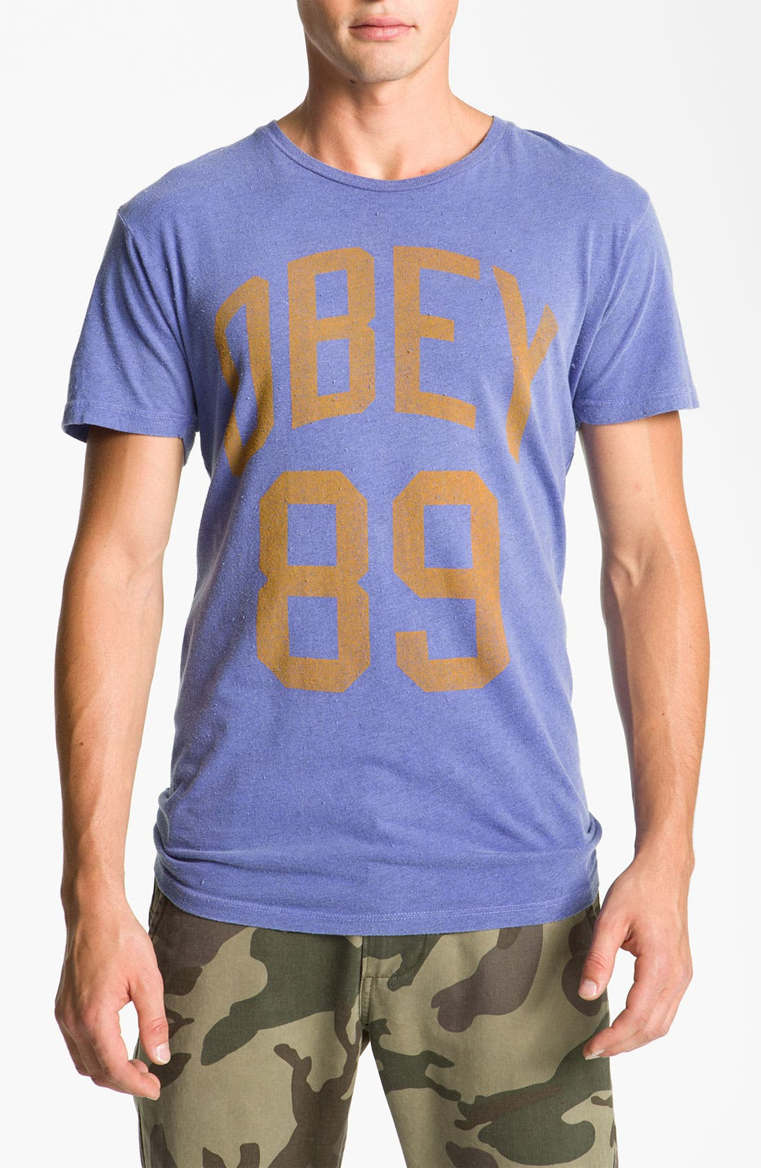 Main Image - Obey 'Triple Double' Graphic T-Shirt