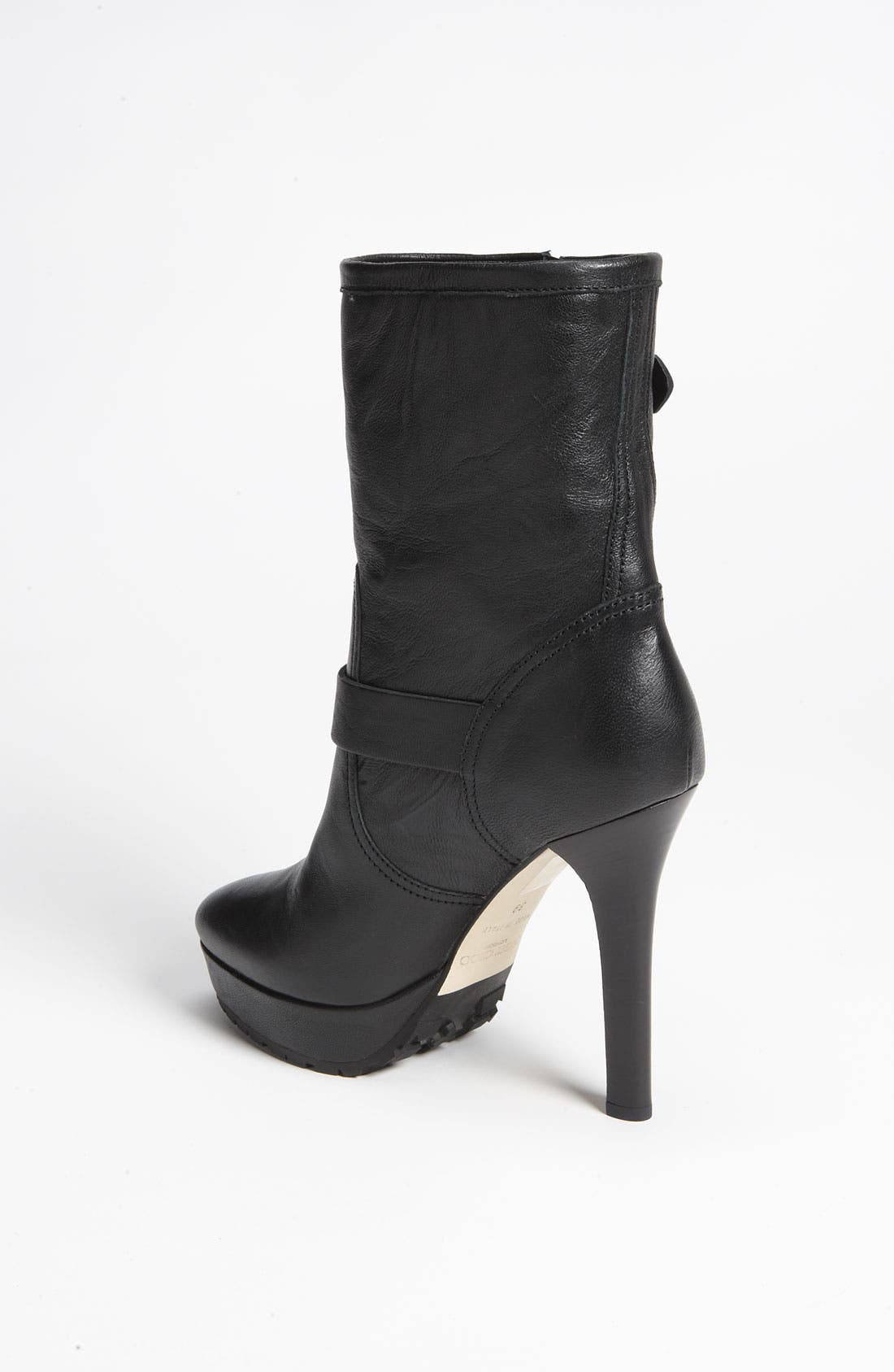 Alternate Image 2  - Jimmy Choo 'Dylan' Biker Mid Boot