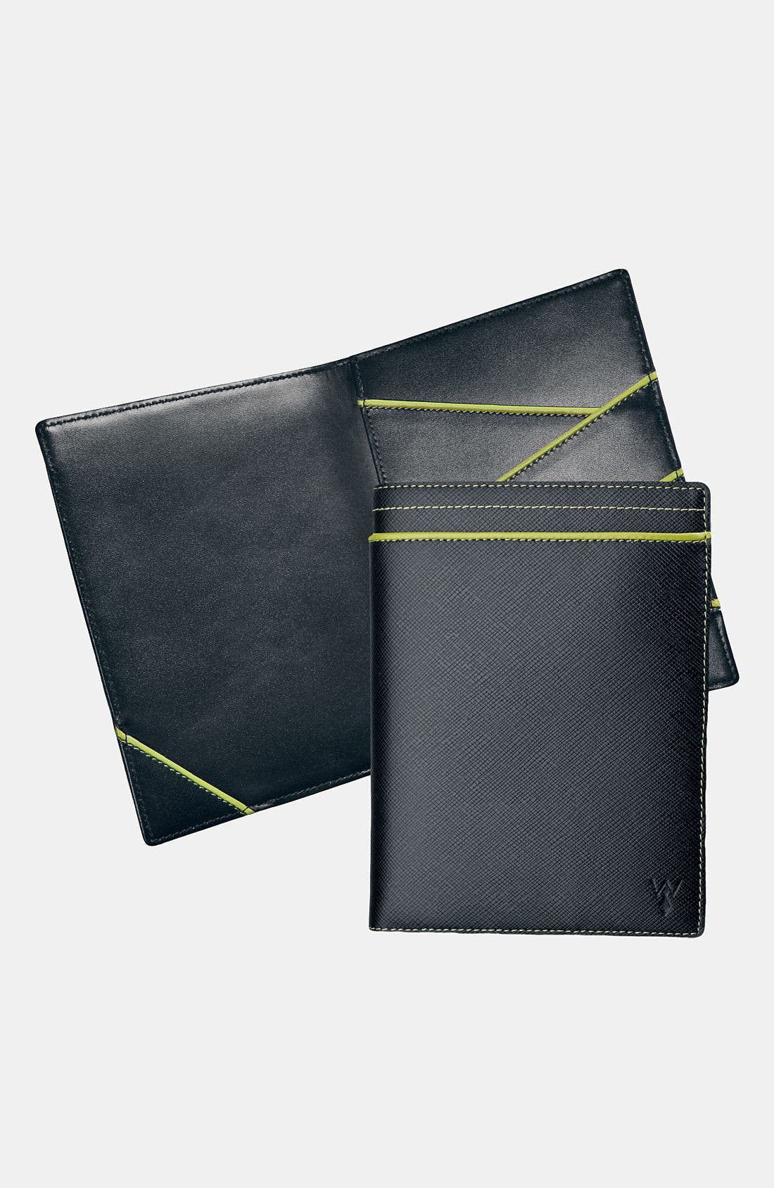 Alternate Image 1 Selected - Würkin Stiffs RFID Blocker Passport Wallet
