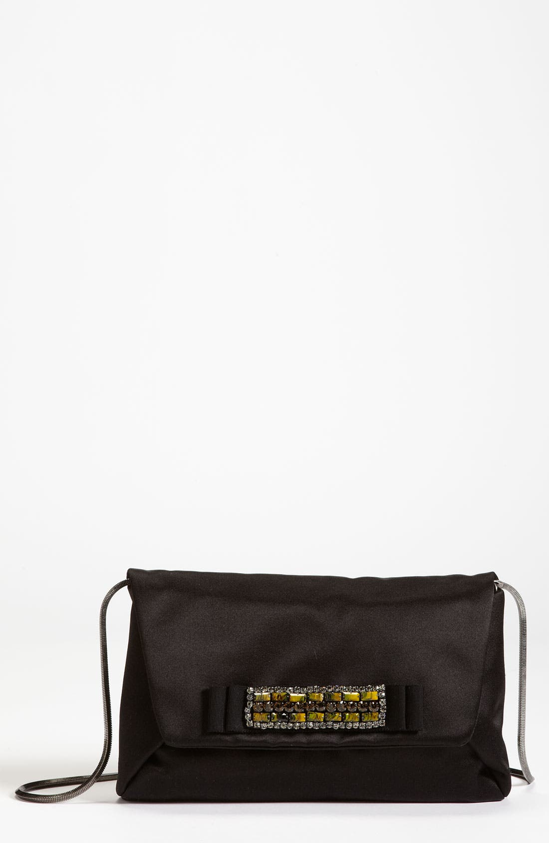 Alternate Image 1 Selected - Lanvin 'Mai Thai' Satin Pouch