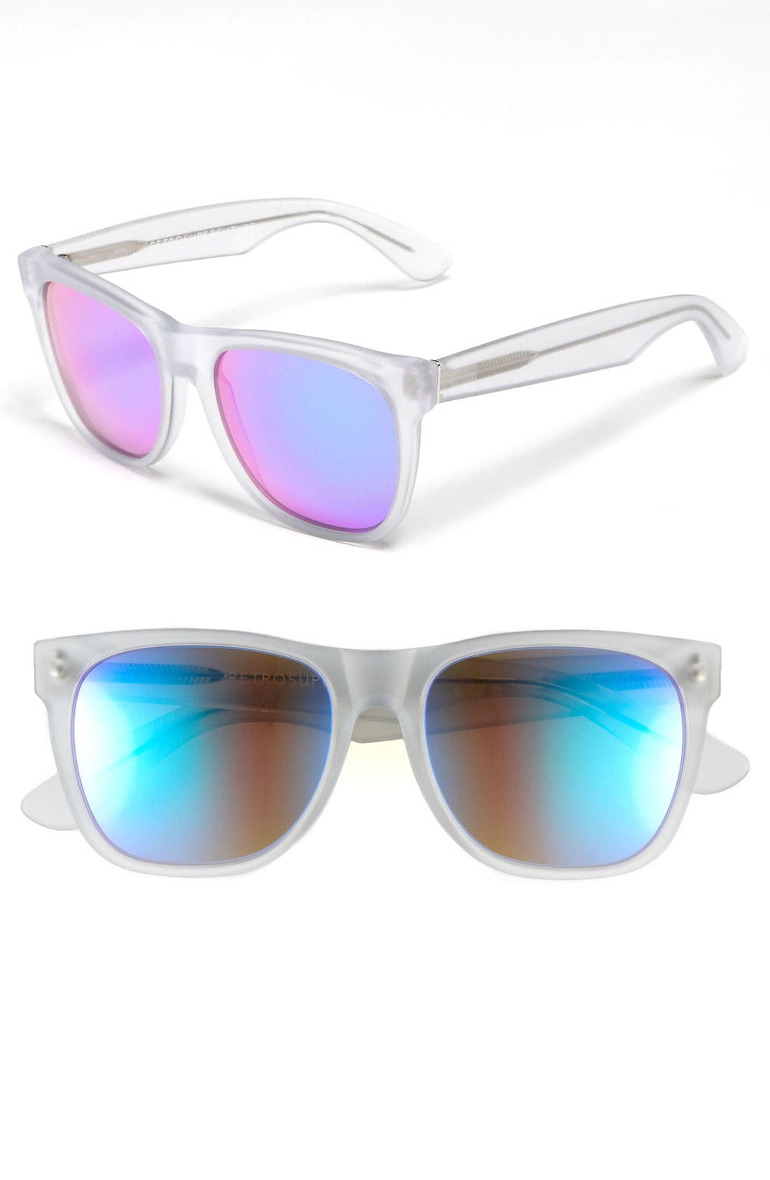 Alternate Image 1 Selected - SUPER by RETROSUPERFUTURE® 'Basic' 55mm Sunglasses