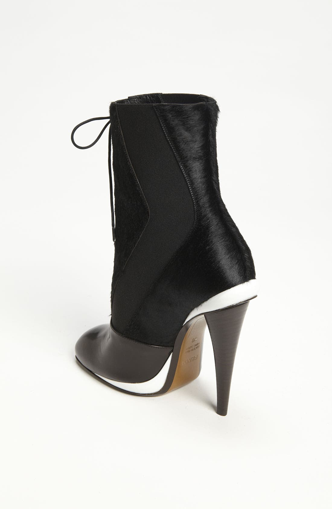 Alternate Image 2  - Fendi 'Victorian' Lace-Up Boot