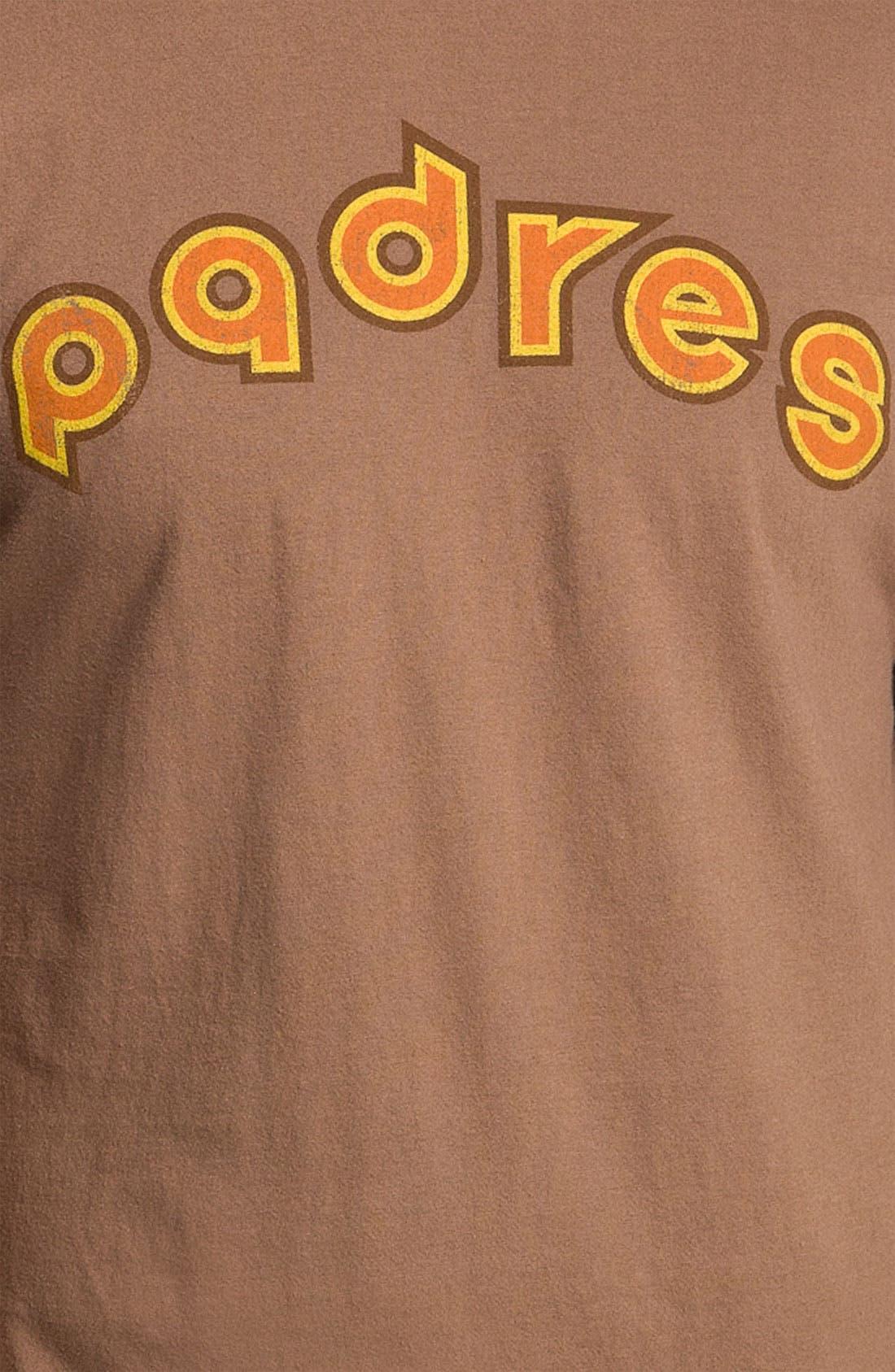 Alternate Image 3  - Wright & Ditson 'San Diego Padres' Baseball T-Shirt