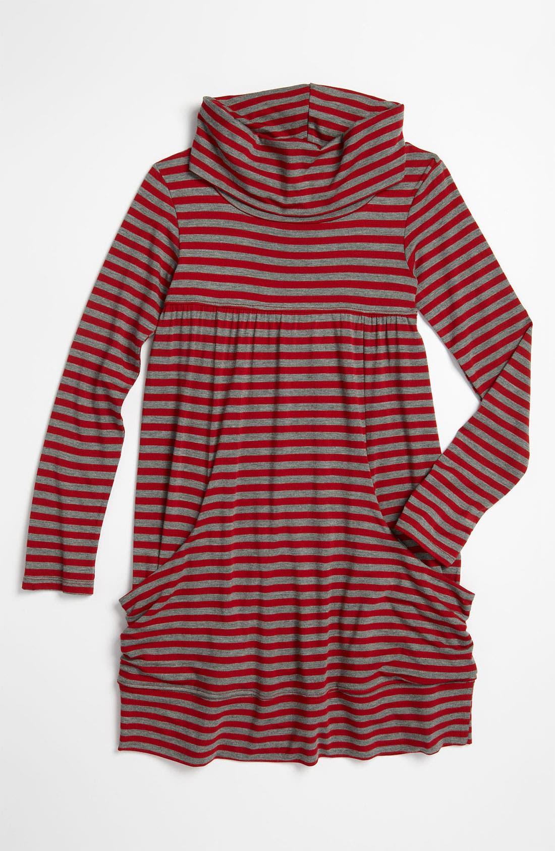 Main Image - United Colors of Benetton Kids Stripe Dress (Little Girls & Big Girls)