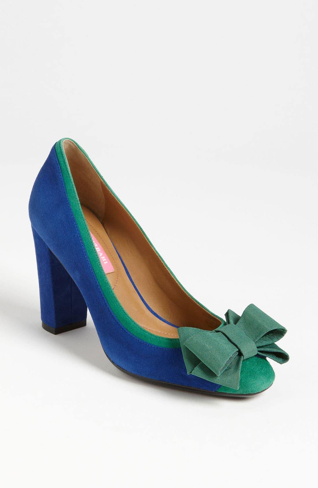 Alternate Image 1 Selected - Isaac Mizrahi New York 'Lauren' Pump