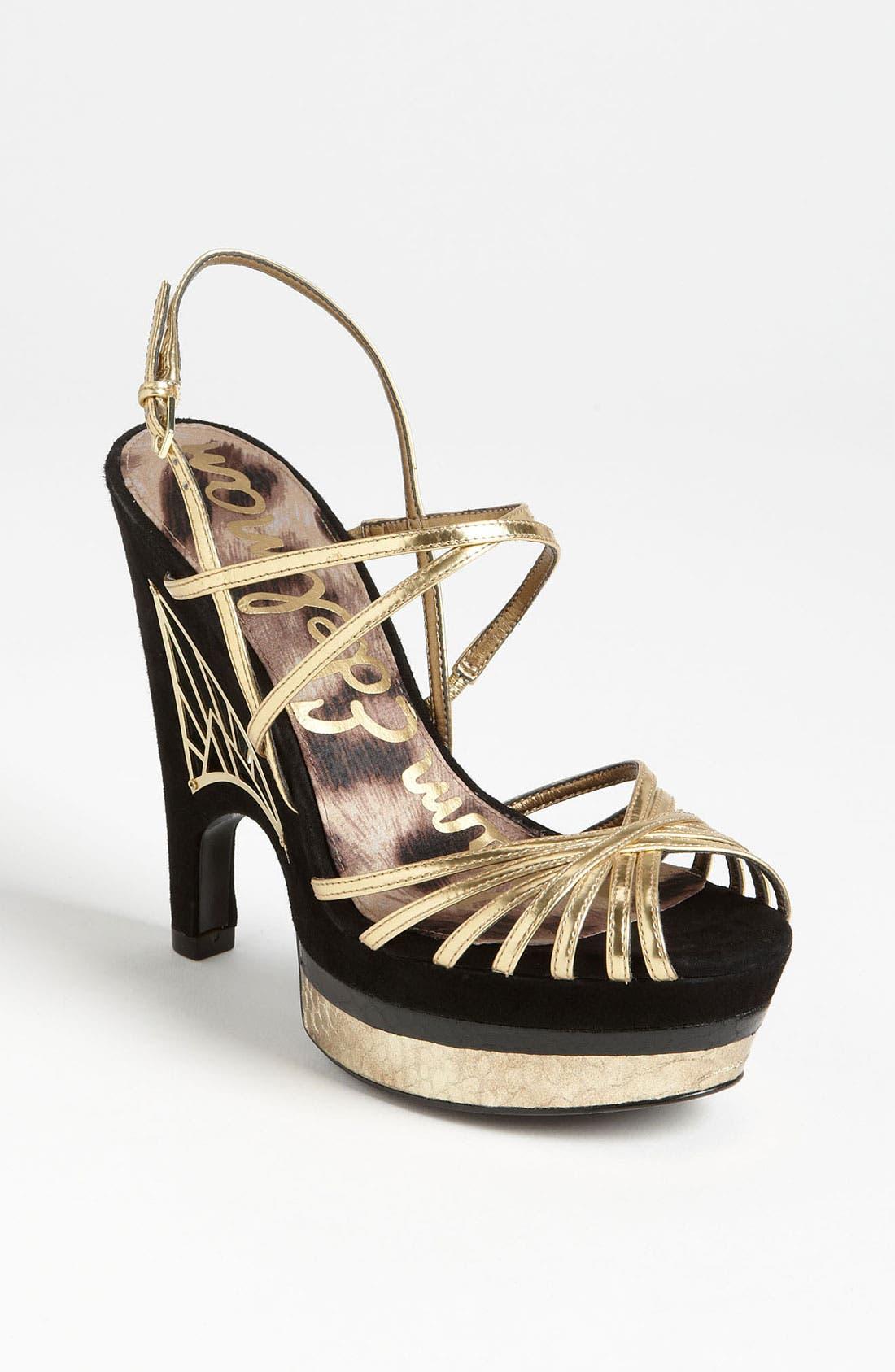 Alternate Image 1 Selected - Sam Edelman 'Tillie' Sandal