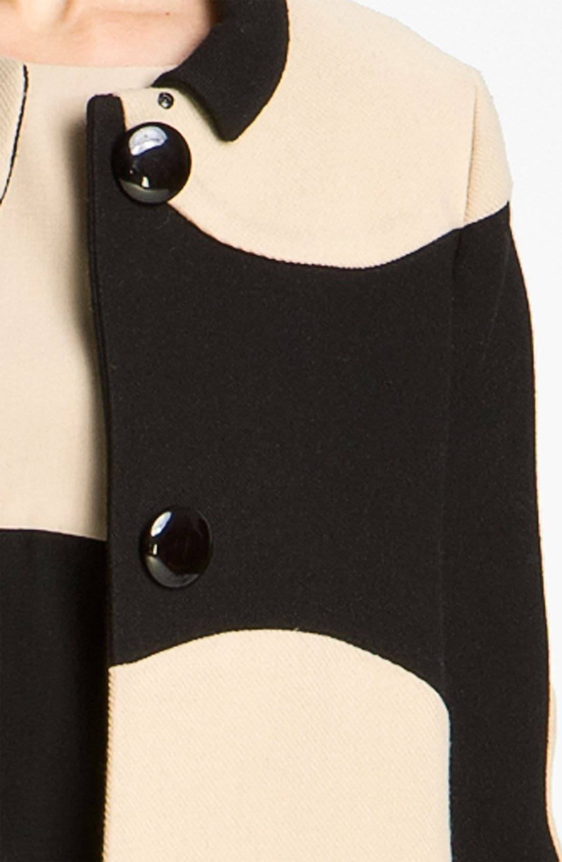 Alternate Image 3  - kate spade new york 'nicky' coat