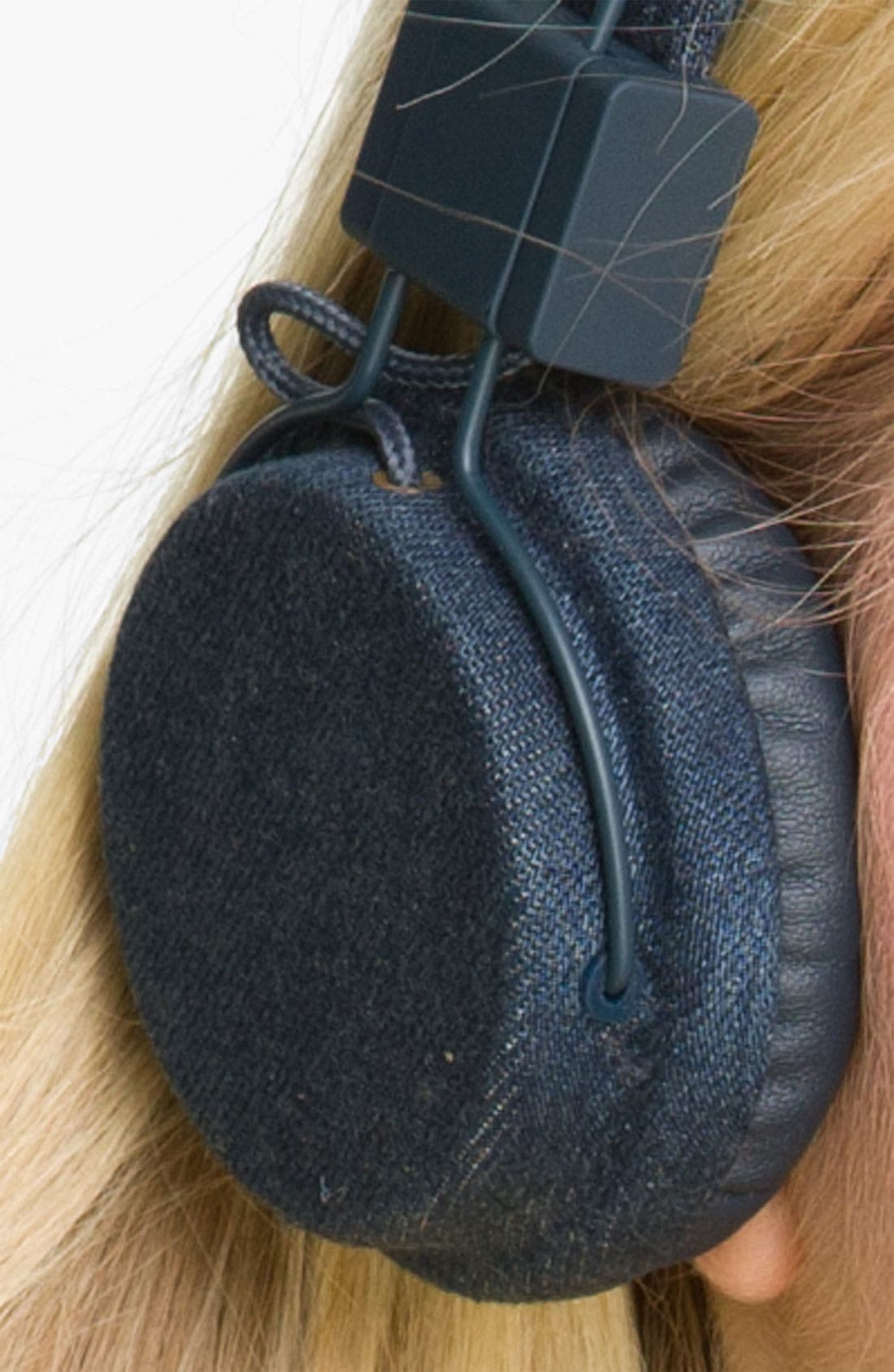 Alternate Image 3  - Urbanears 'Plattan' Denim Edition Headphones