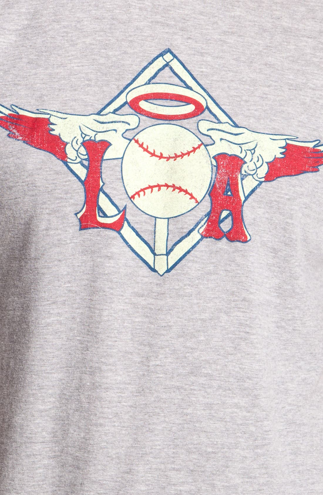 Alternate Image 2  - Wright & Ditson 'California Angels of Los Angeles' Graphic T-Shirt