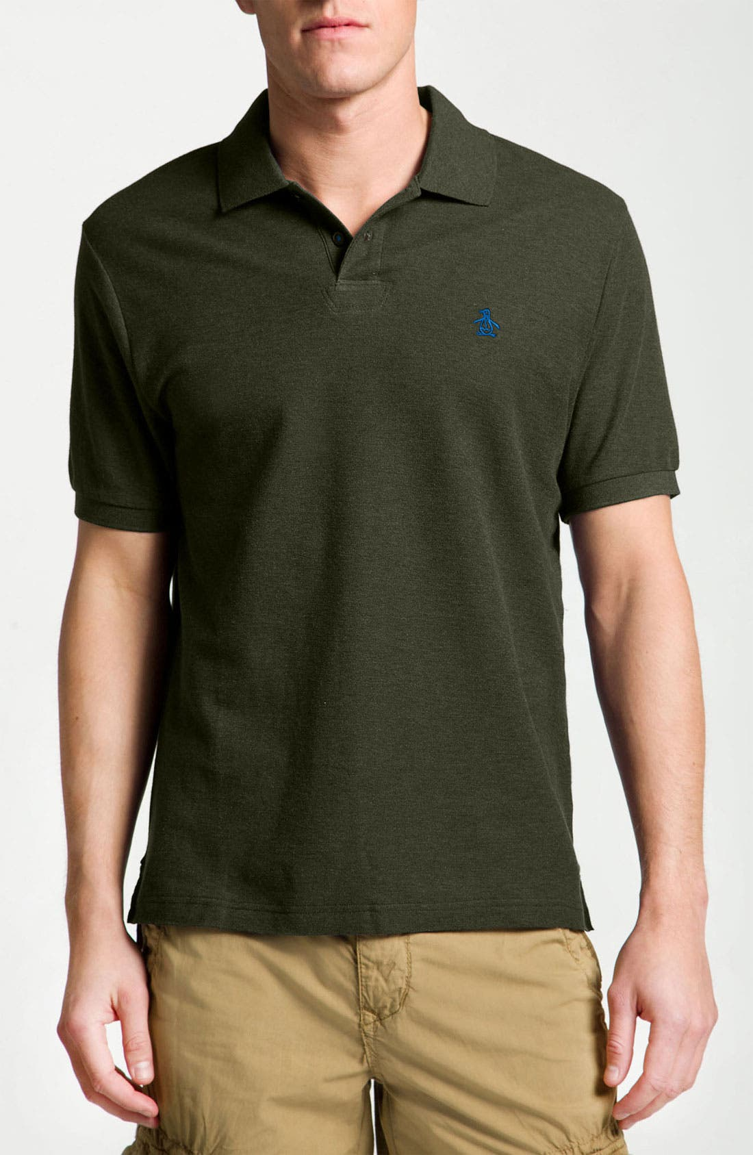 Alternate Image 1 Selected - Original Penguin 'Daddy O' Classic Fit Polo