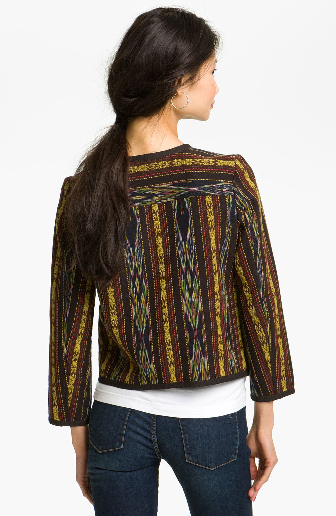 Alternate Image 2  - Rubbish® Ikat Jacket (Juniors)