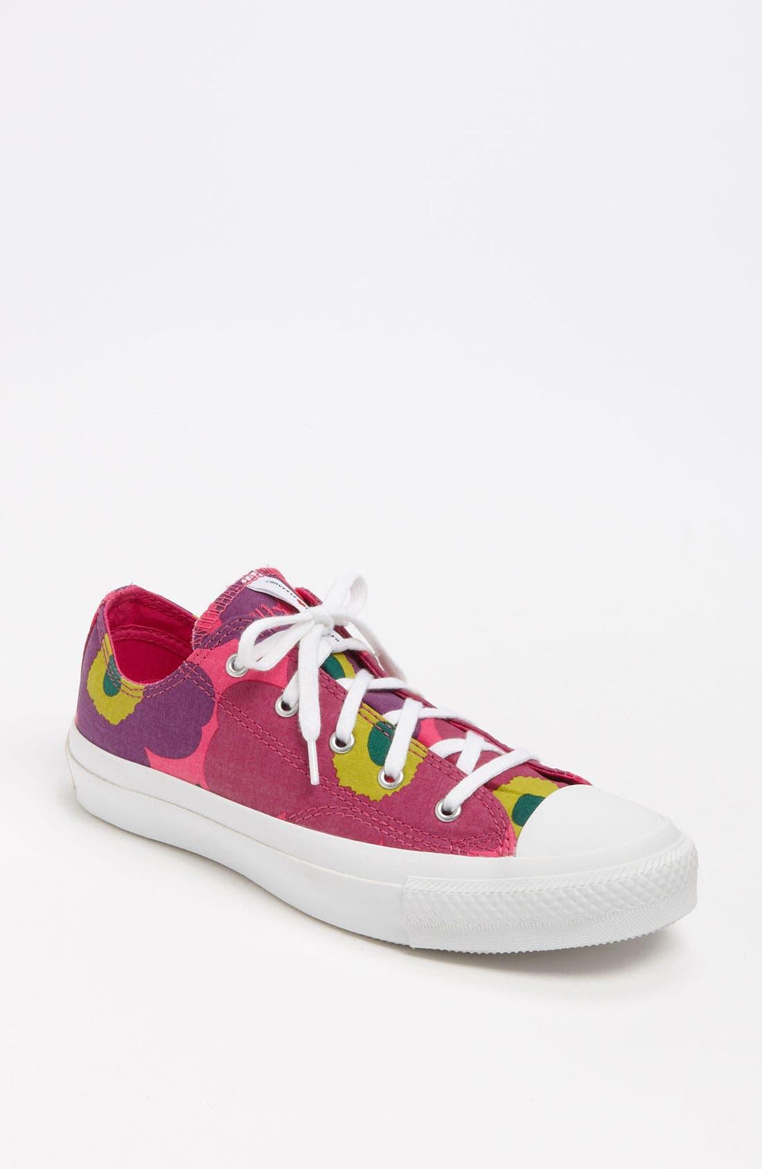 Alternate Image 1 Selected - Converse Loves Merimekko Chuck Taylor® Low Sneaker (Women)