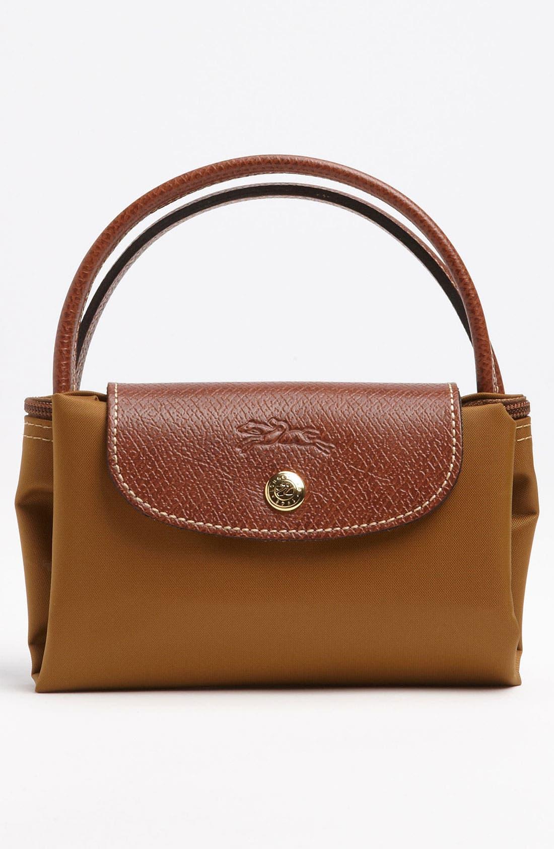 Alternate Image 4  - Longchamp 'Le Pliage - Small' Tote
