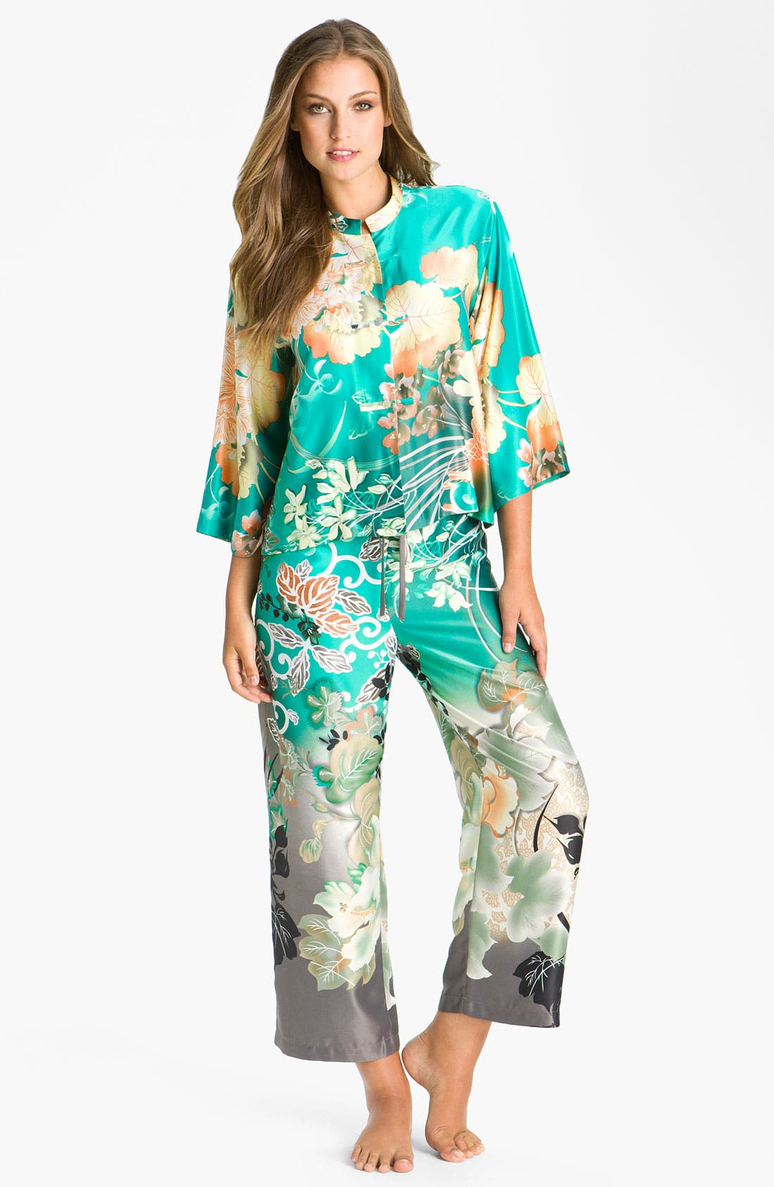 Alternate Image 1 Selected - Natori 'Ming' Pajamas