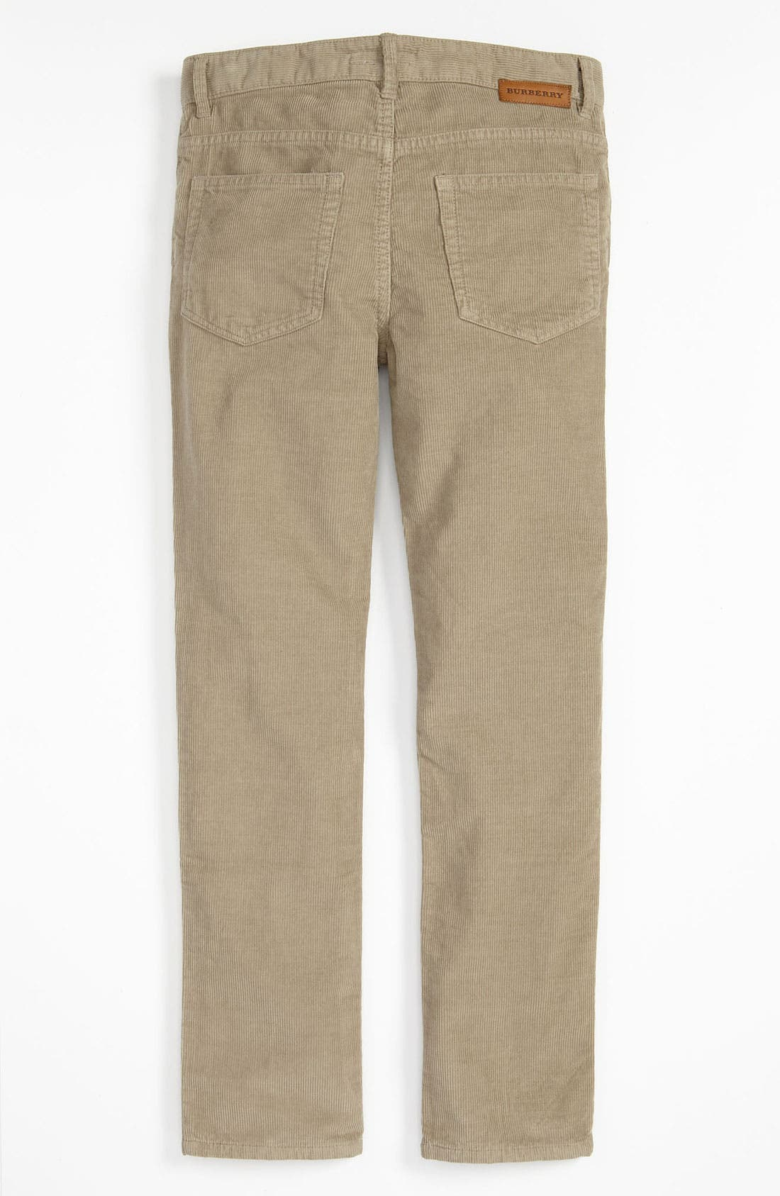Alternate Image 1 Selected - Burberry Corduroy Pants (Big Boys)