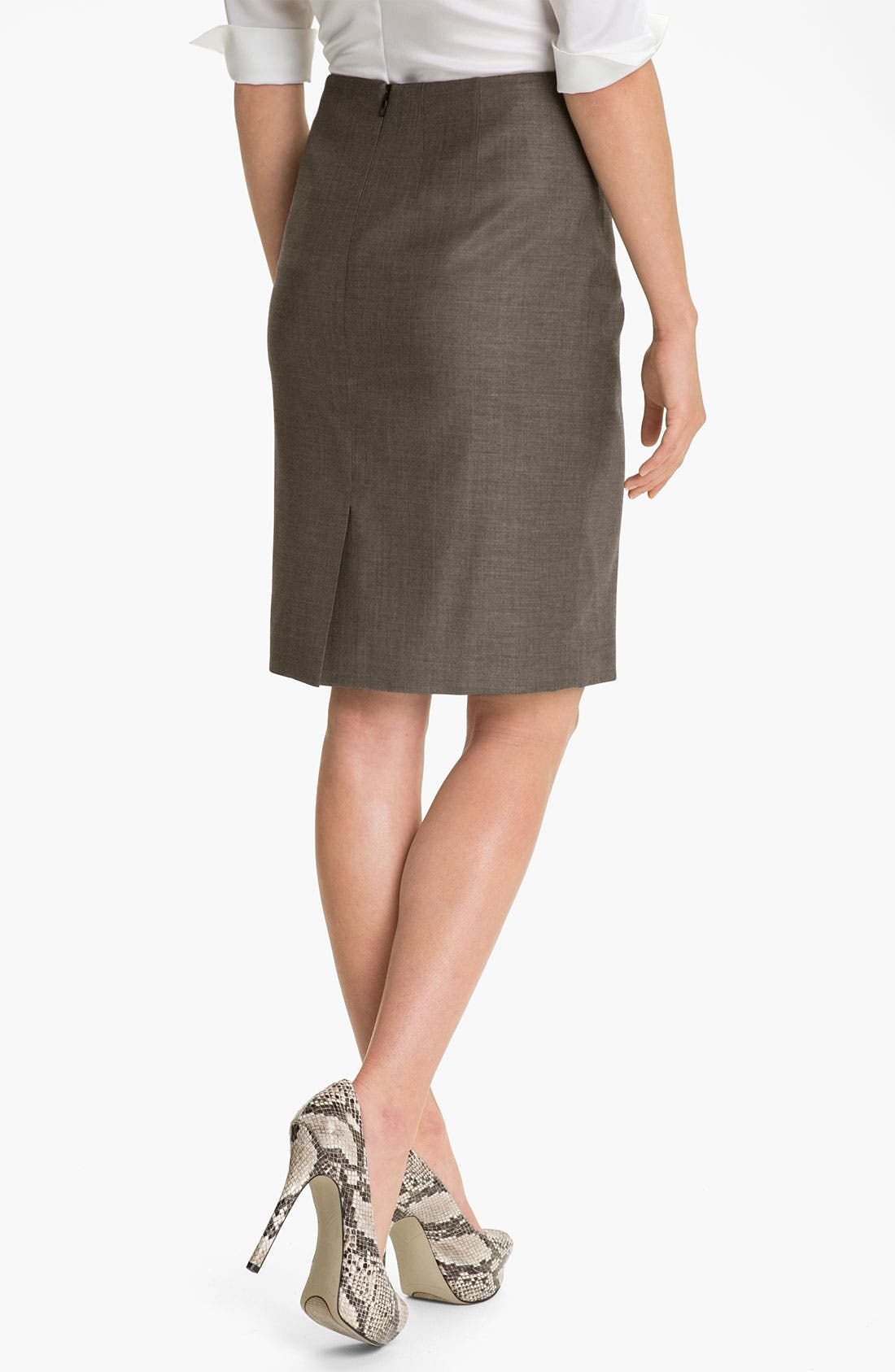 Alternate Image 2  - BOSS HUGO BOSS 'Vilina' Skirt