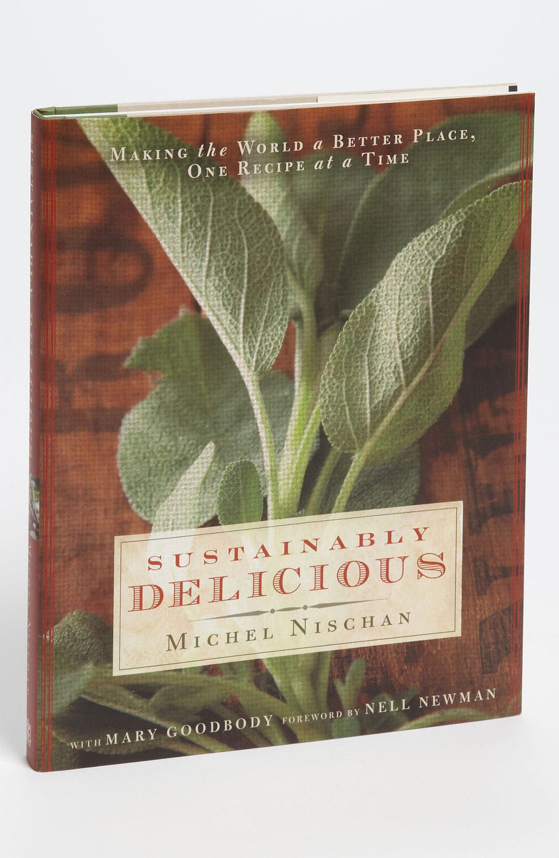 Alternate Image 1 Selected - 'Sustainably Delicious' Cookbook