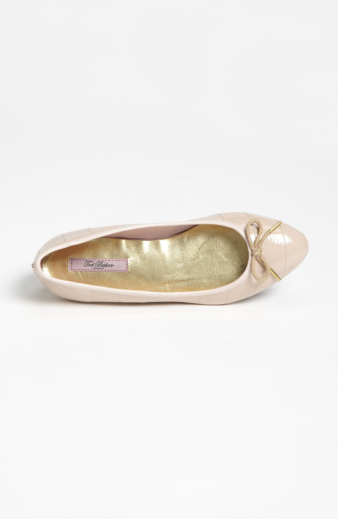 Alternate Image 3  - Ted Baker London 'Iveey' Flat