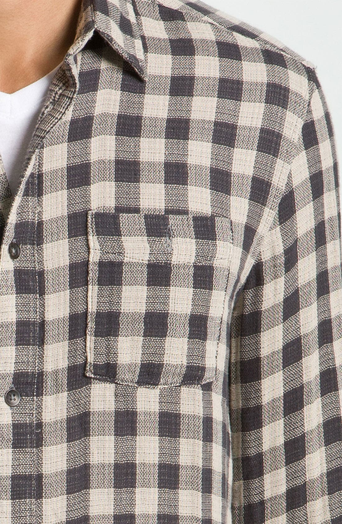 Alternate Image 3  - 7 For All Mankind® Woven Shirt