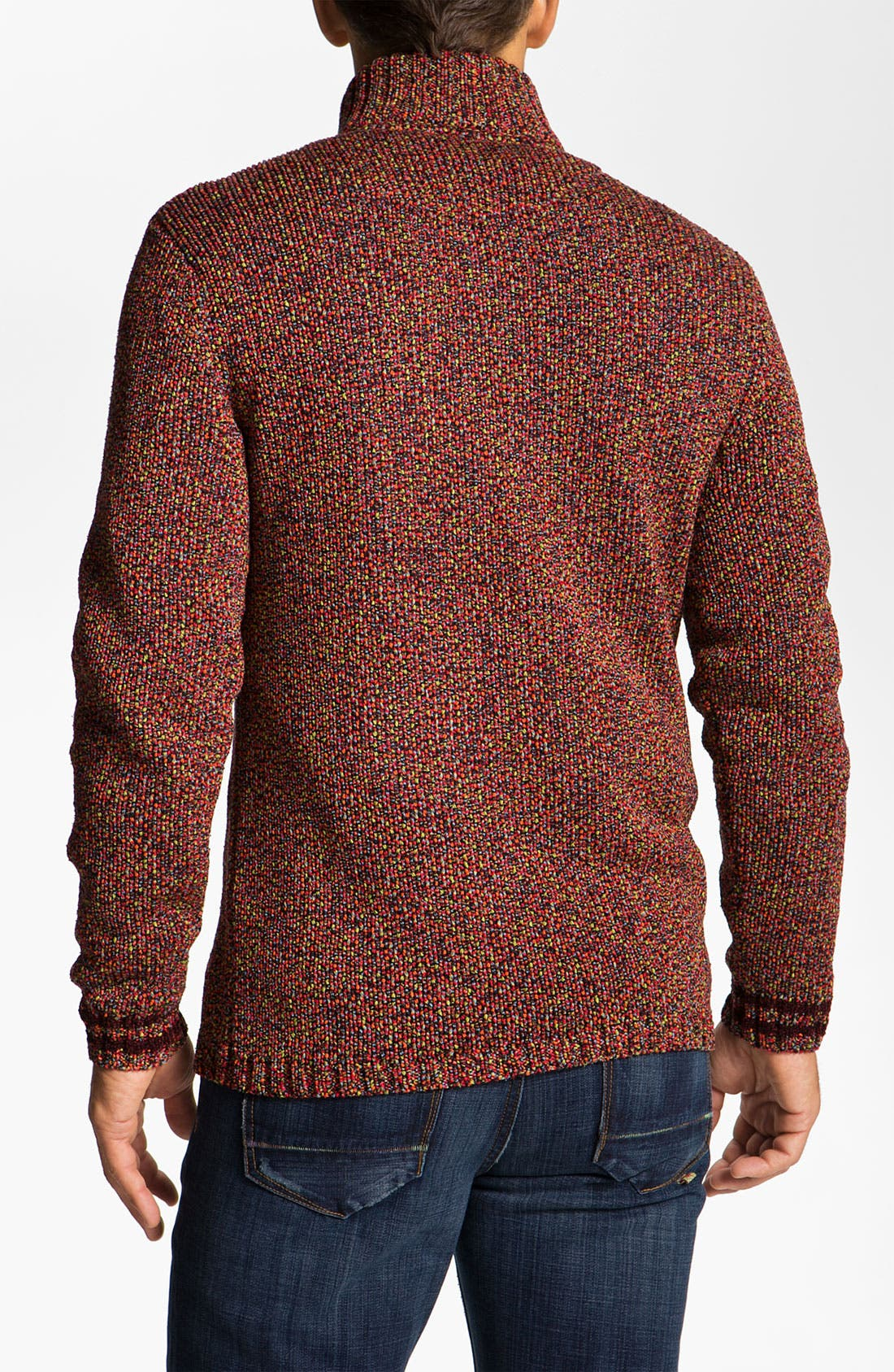 Alternate Image 3  - Robert Graham 'Hastings' Quarter-Zip Sweater (Limited Edition)