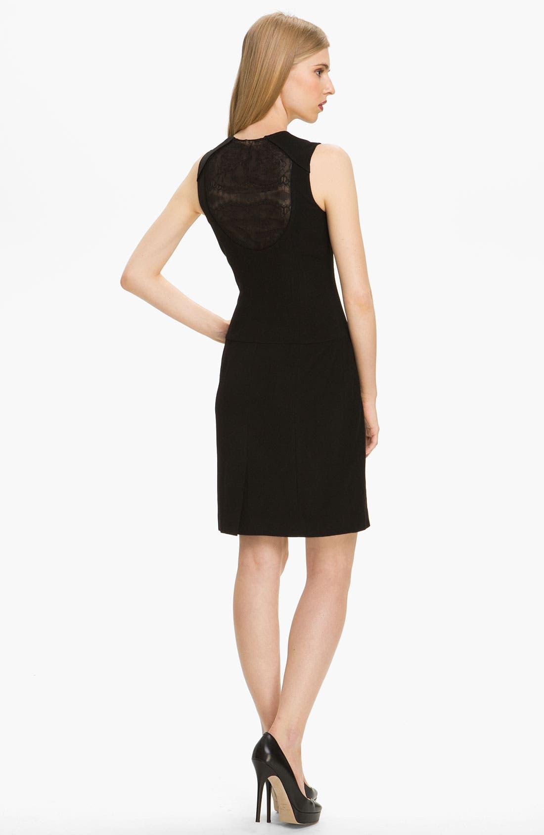 Alternate Image 2  - Mcginn Lace Back Dress