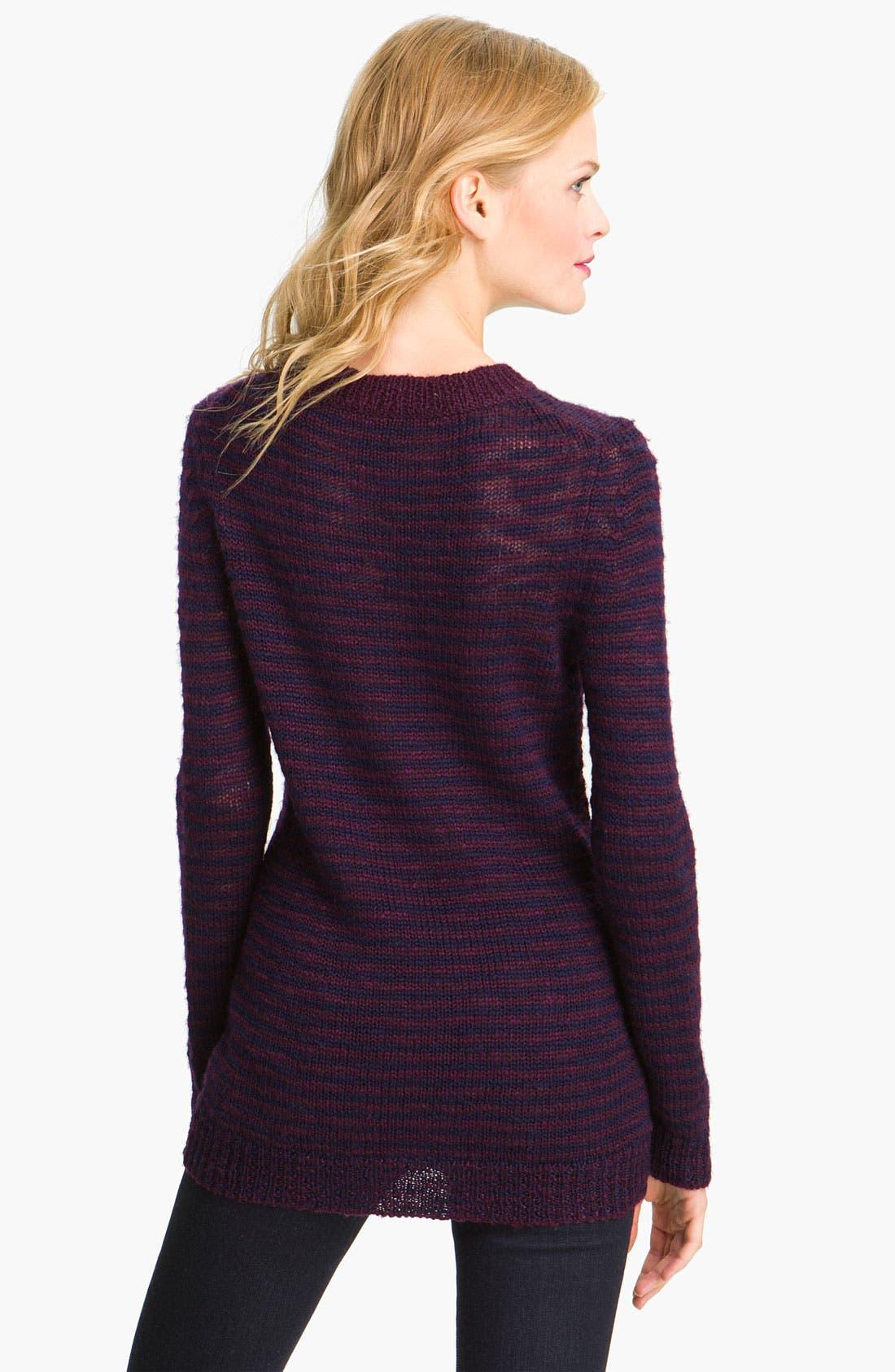Alternate Image 2  - Theory 'Aegea B. - Athos' Stripe Sweater