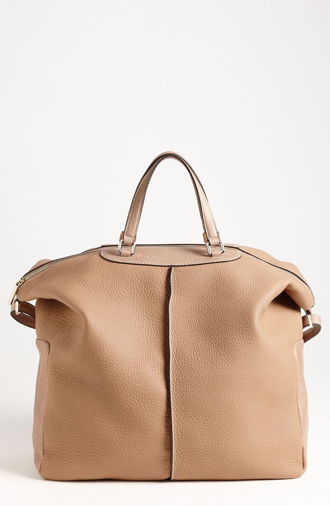 Alternate Image 1 Selected - Tod's 'Classic Miky - Large' Leather Tote