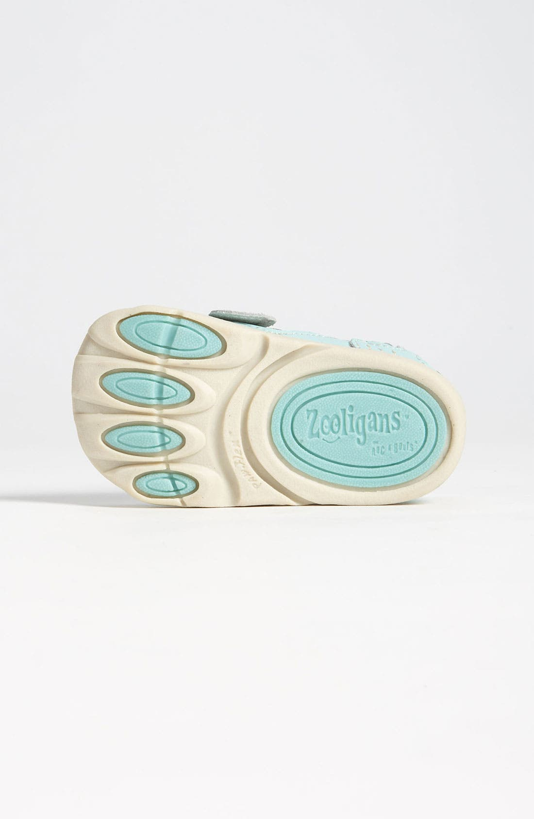 Alternate Image 4  - Zooligans™ 'Puppy' Sport Sandal (Baby, Walker & Toddler)