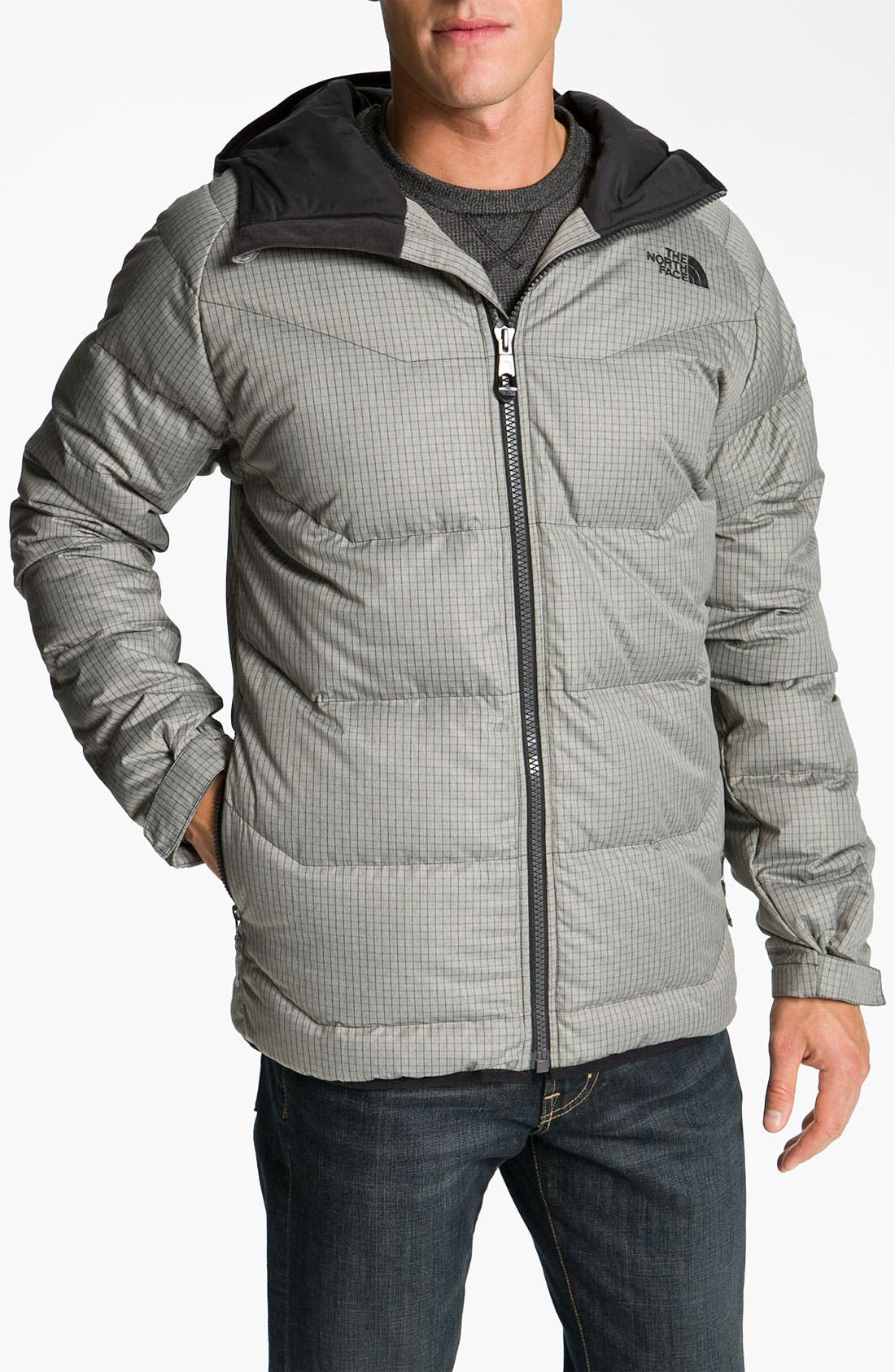 Alternate Image 1 Selected - The North Face 'Landover' Down Jacket
