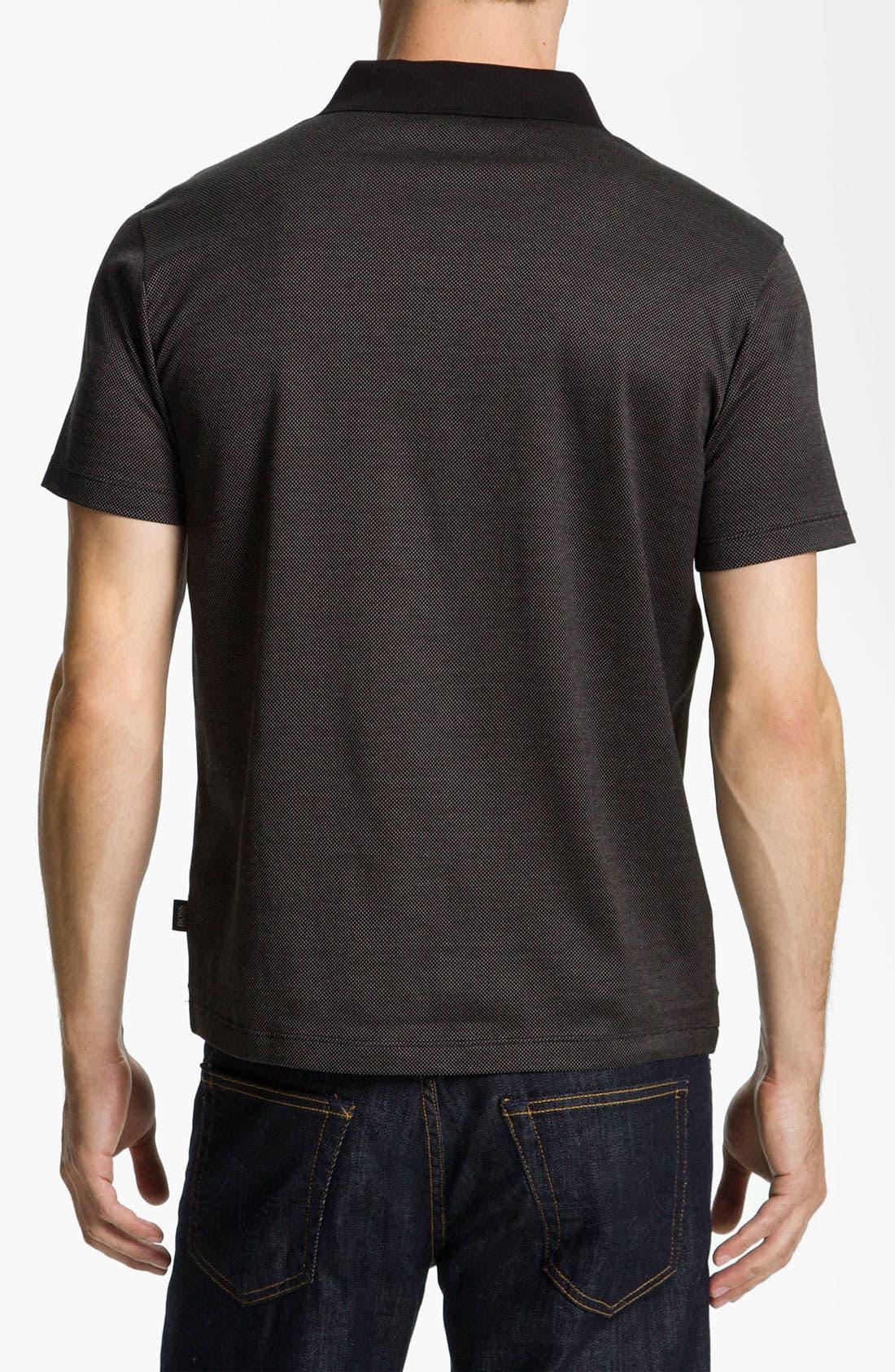 Alternate Image 2  - BOSS Black 'Genova 19' Slim Fit Polo