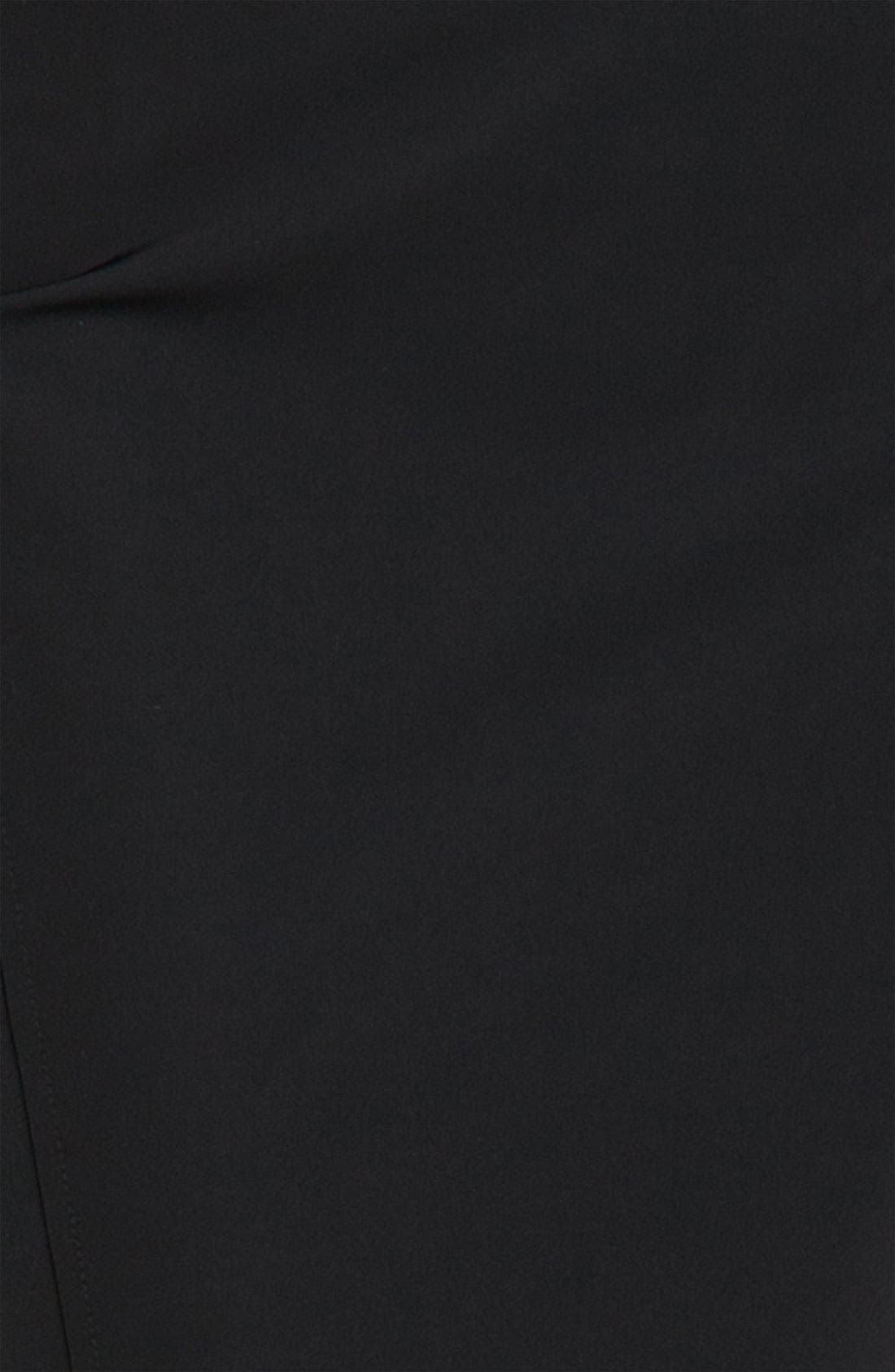 Alternate Image 3  - Ted Baker London Techno Stretch Pencil Skirt