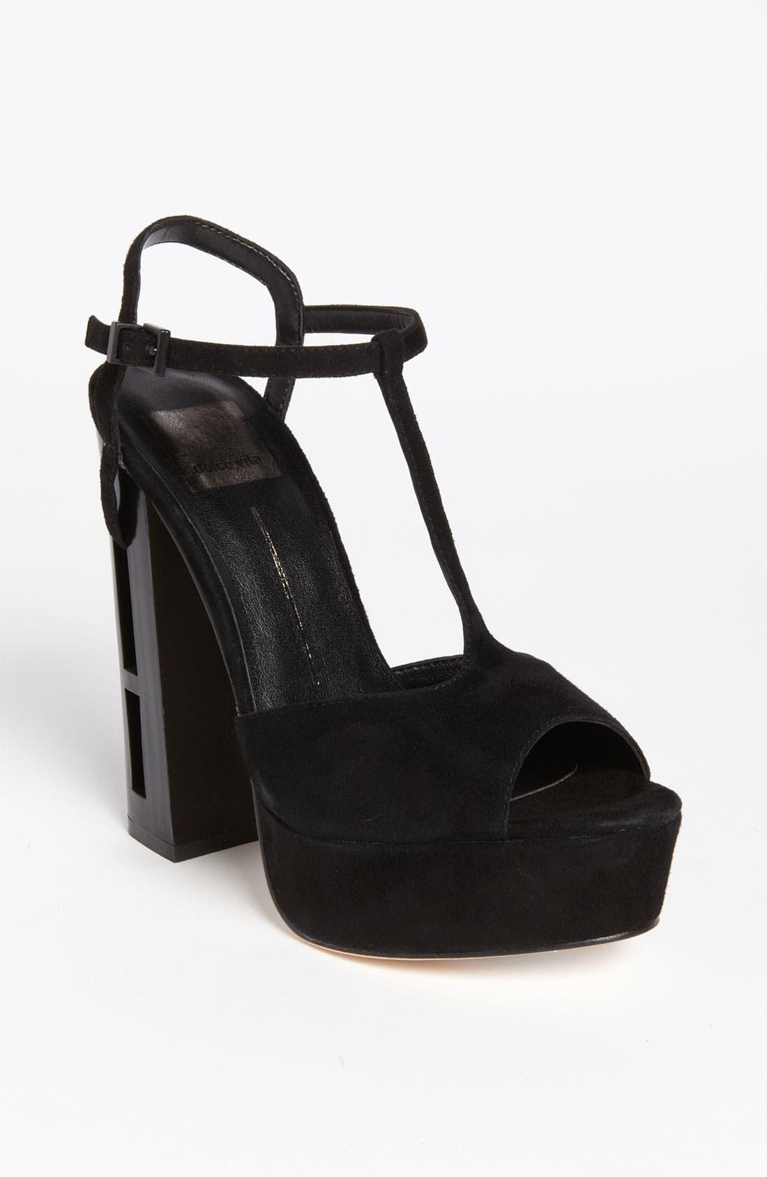 Main Image - Dolce Vita 'Jenna' Platform Sandal
