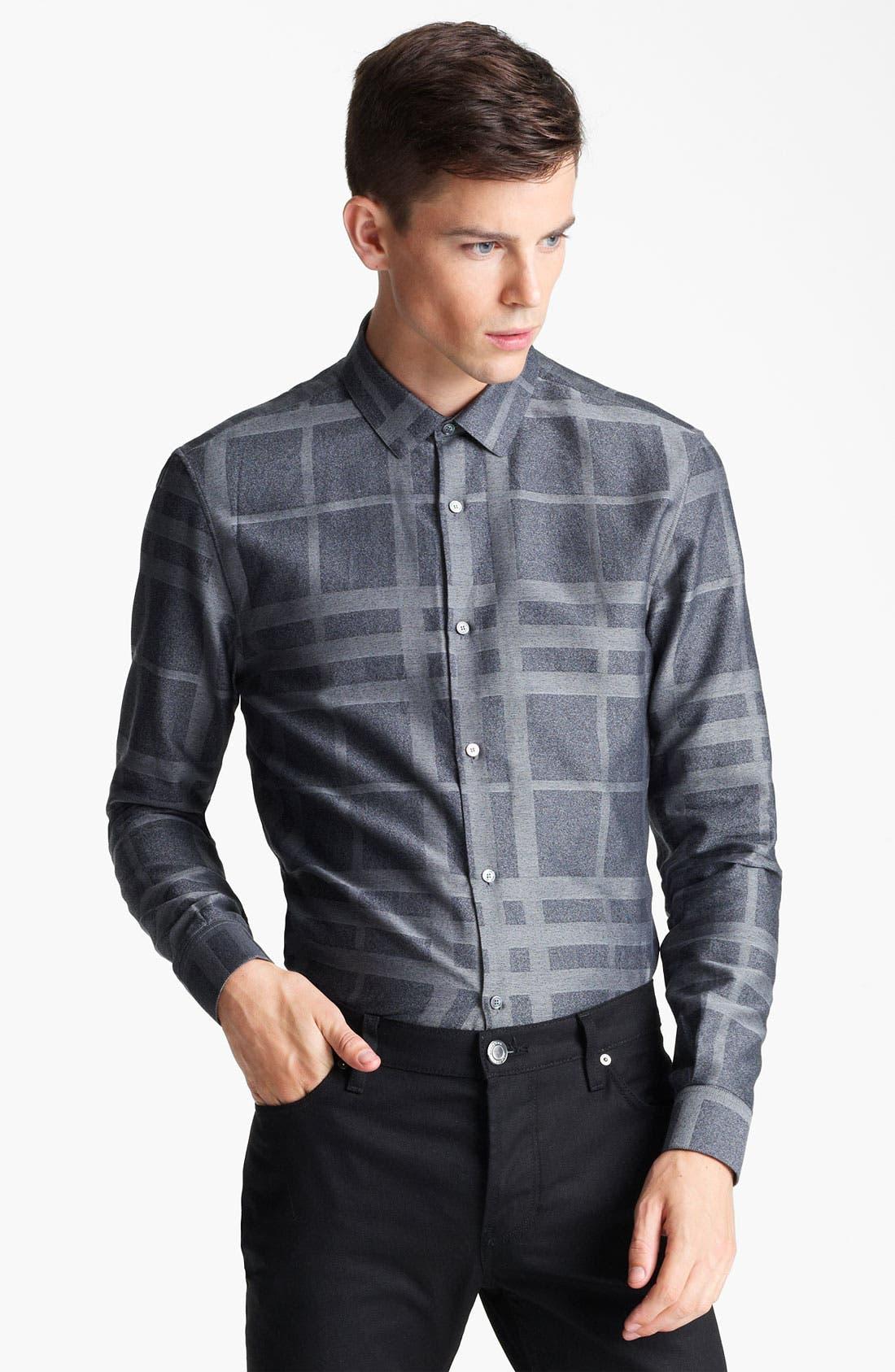 Alternate Image 1 Selected - Burberry London Sport Shirt