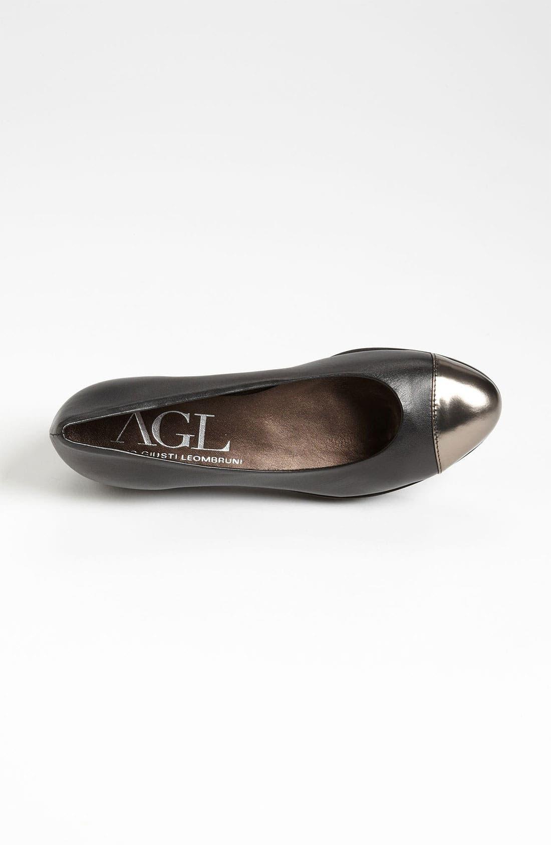 Alternate Image 3  - Attilio Giusti Leombruni Platform Ballet Flat