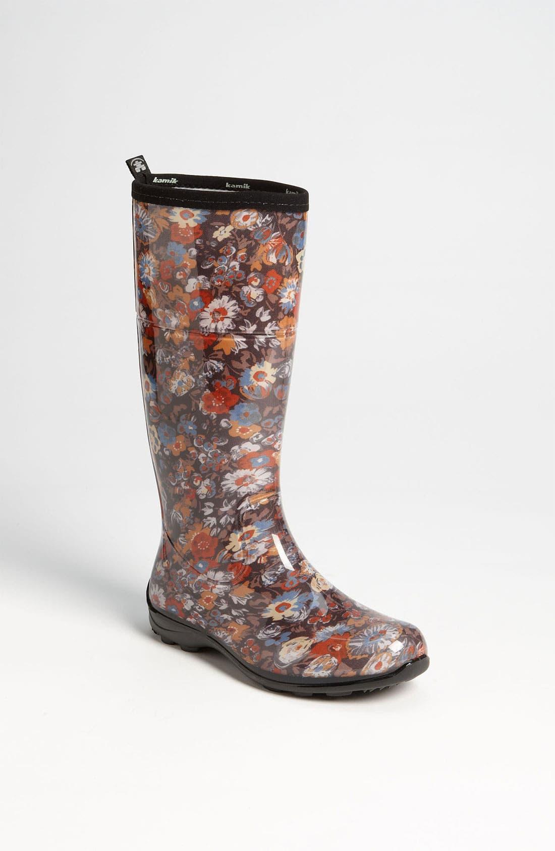 Alternate Image 1 Selected - Kamik 'Margo' Rain Boot (Women)